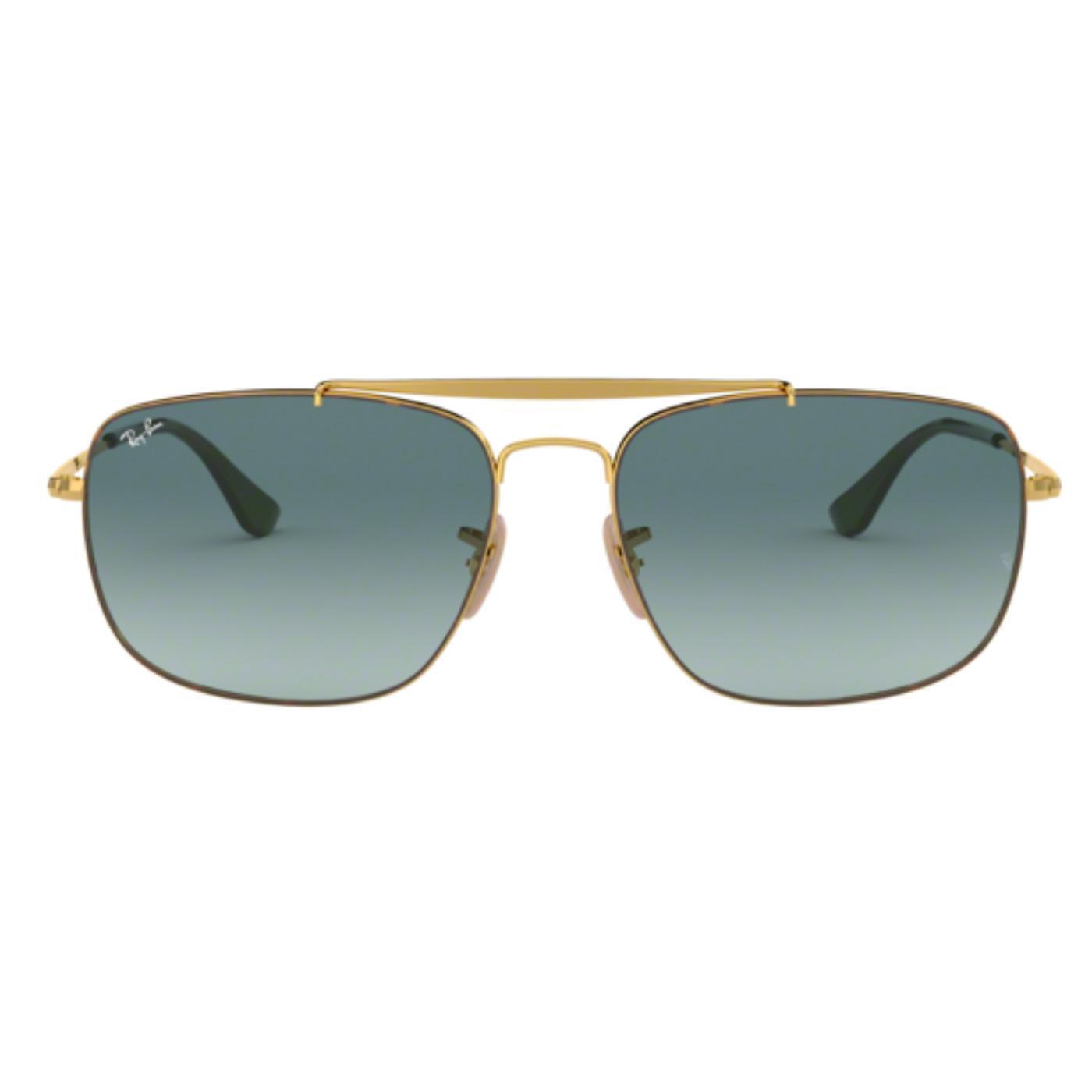 The Colonel RAY-BAN Iconic Retro Sunglasses Grey