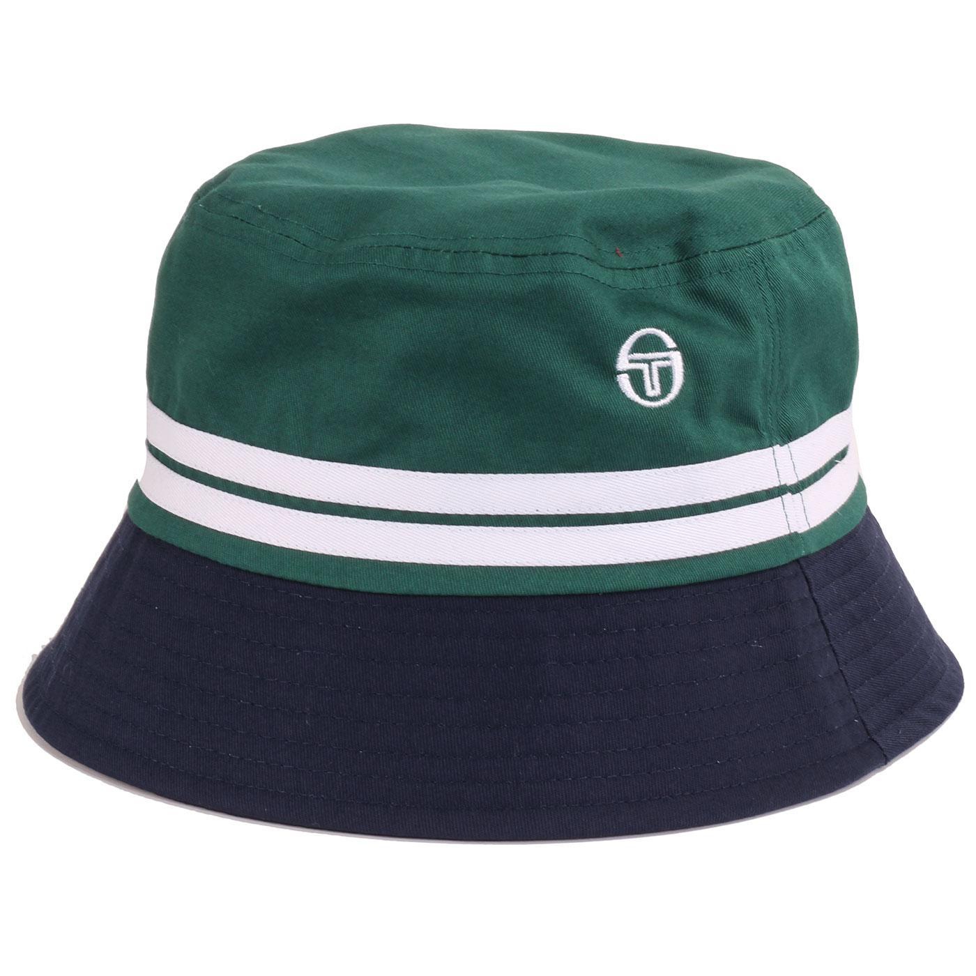 Stonewoods SERGIO TACCHINI Retro Bucket Hat (B/N)