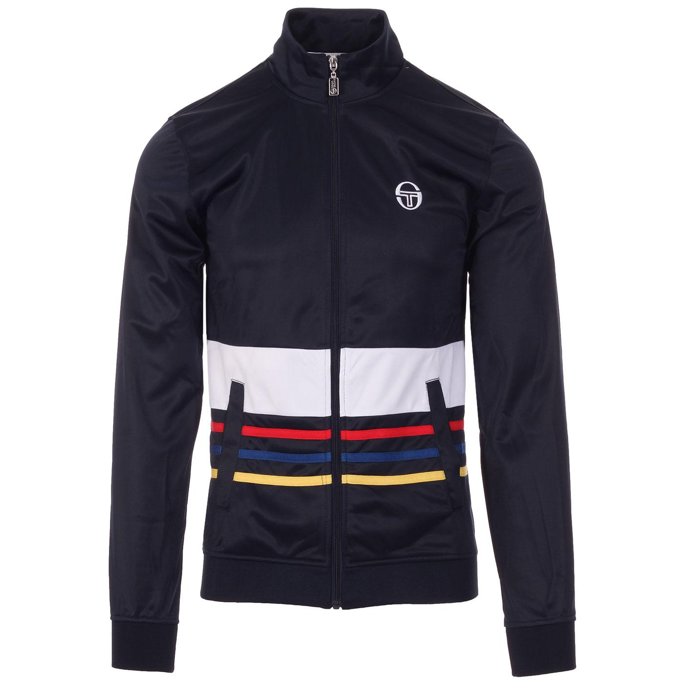 Pepper SERGIO TACCHINI Colour Block Track Top (TE)