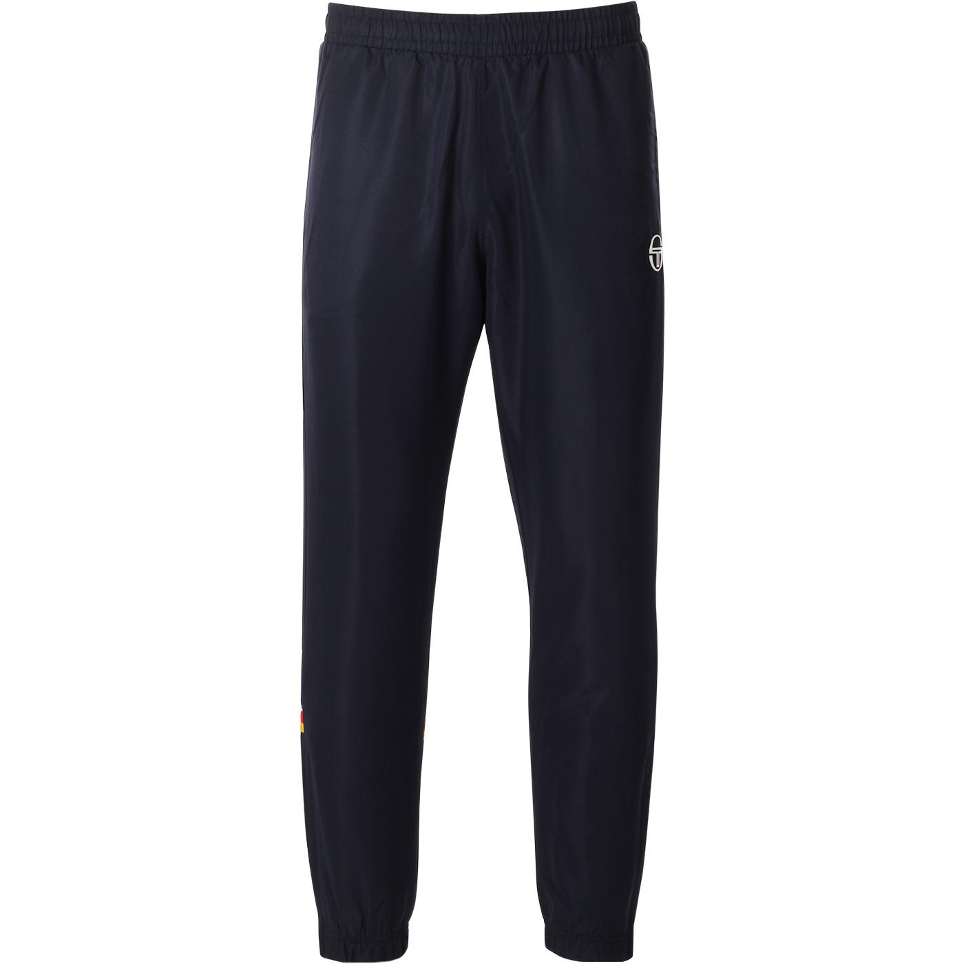 Cryo SERGIO TACCHINI Retro Track Pants NAVY/YELLOW