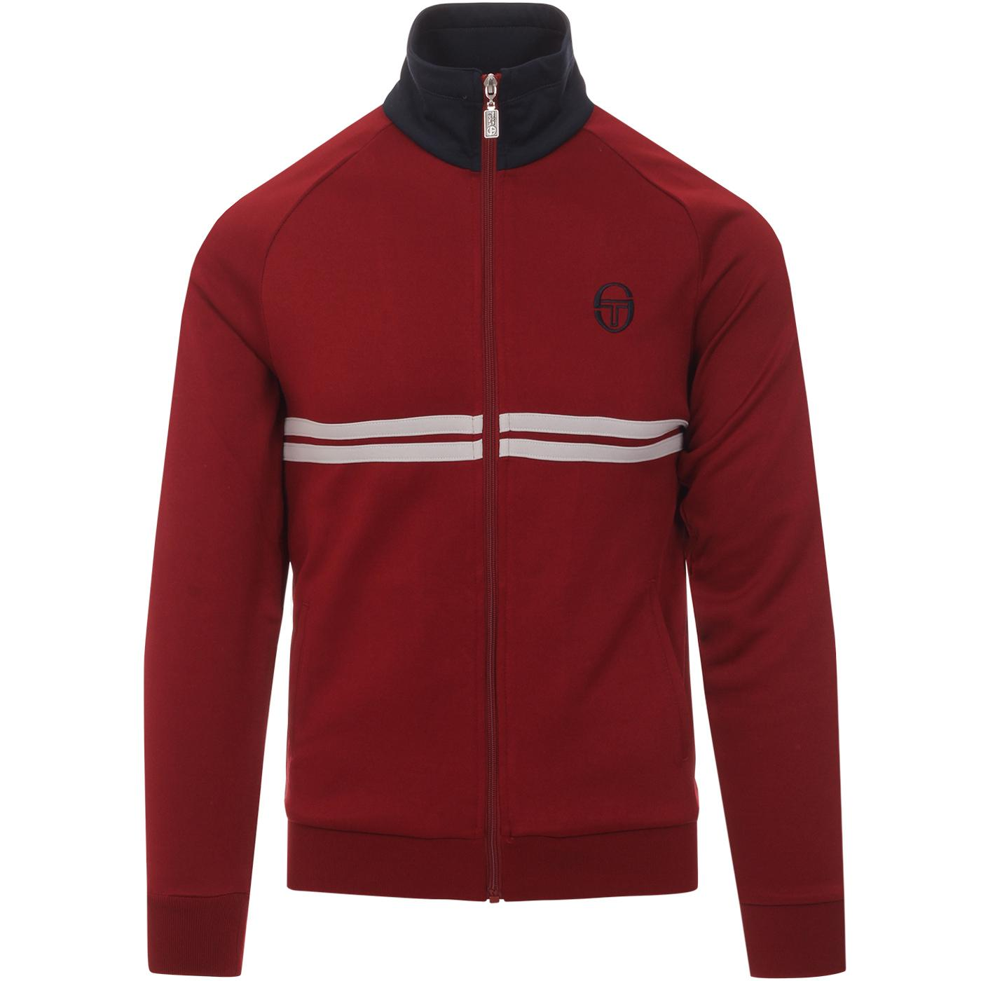 Dallas SERGIO TACCHINI Retro 80s Track Top MN