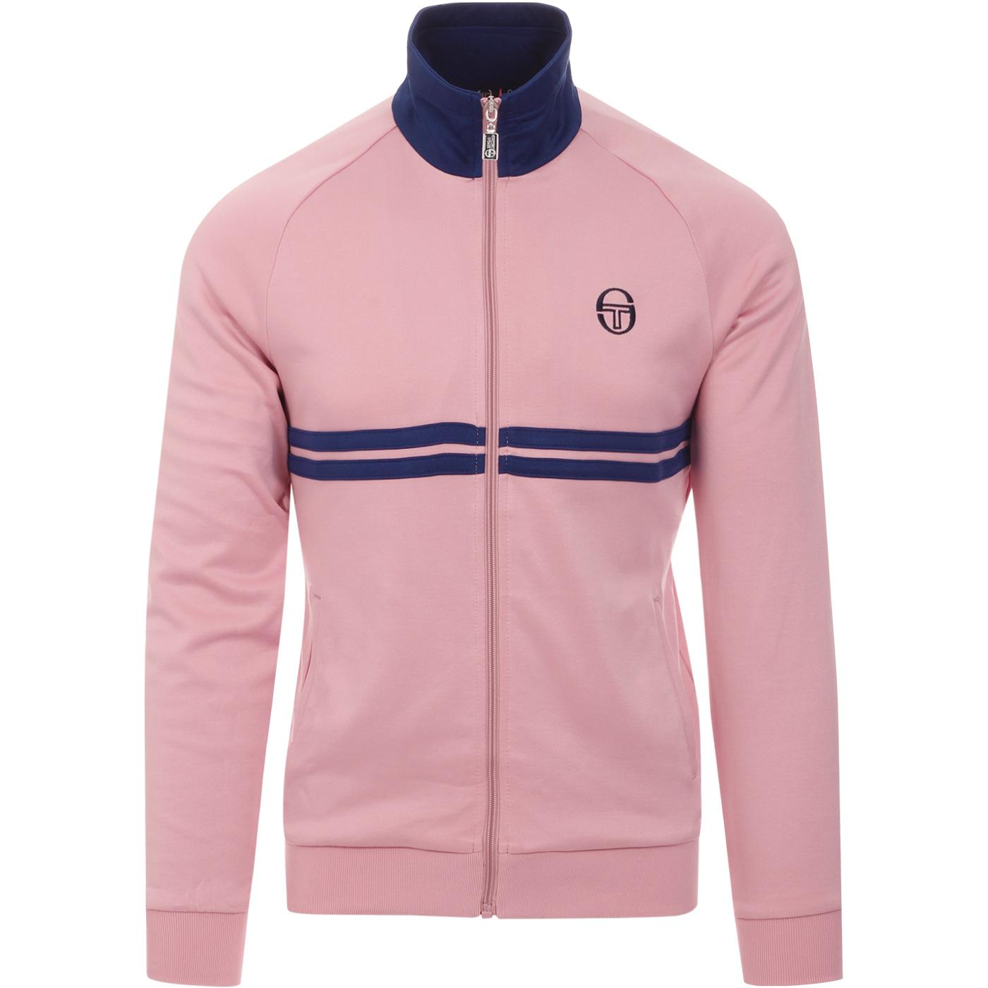 Dallas SERGIO TACCHINI Retro 80s Track Top PB