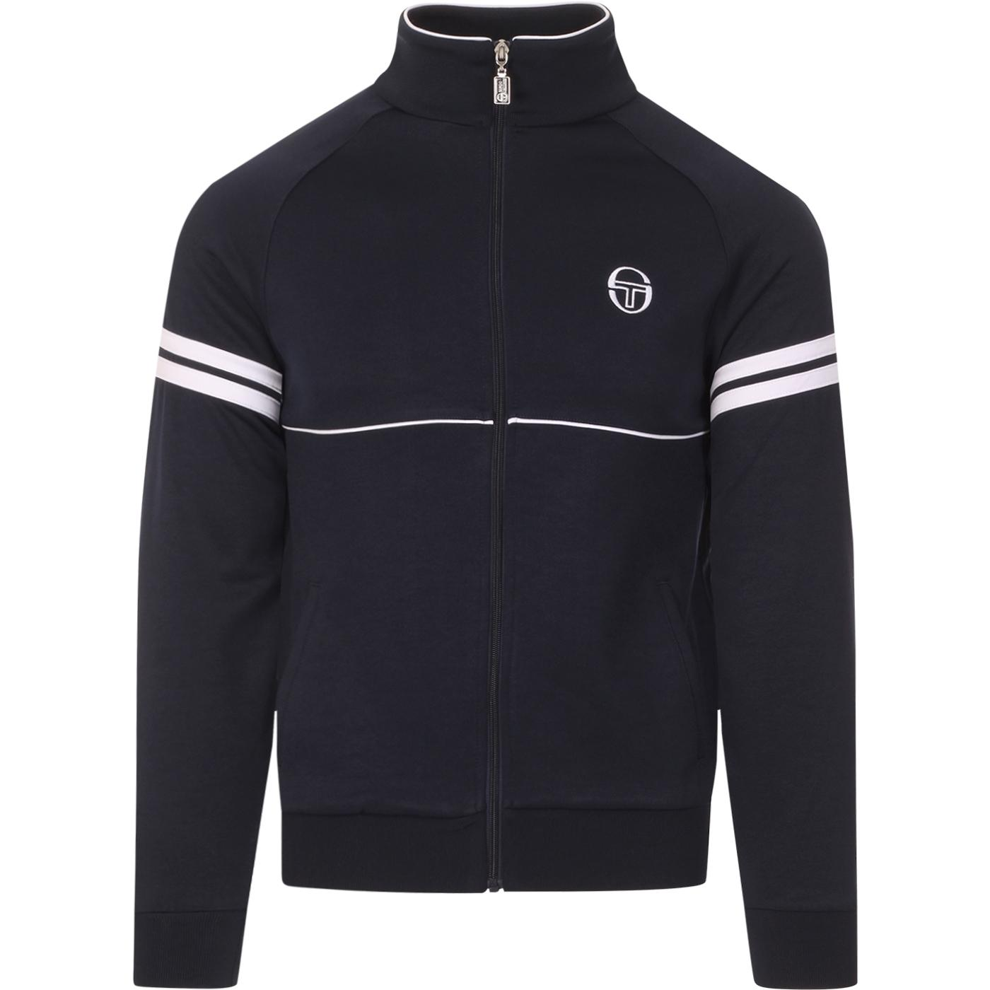 Orion SERGIO TACCHINI Retro 80s Track Top (N/W)