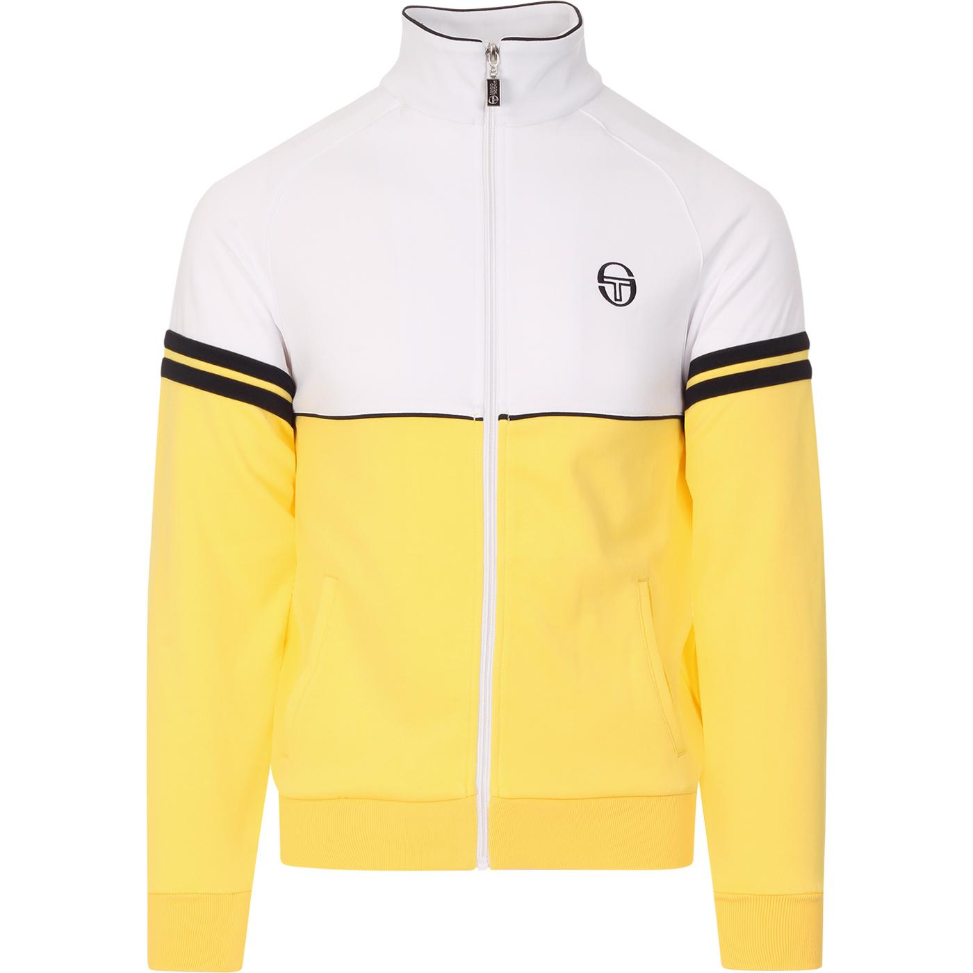 Orion SERGIO TACCHINI Retro 80s Track Top (Y/W)