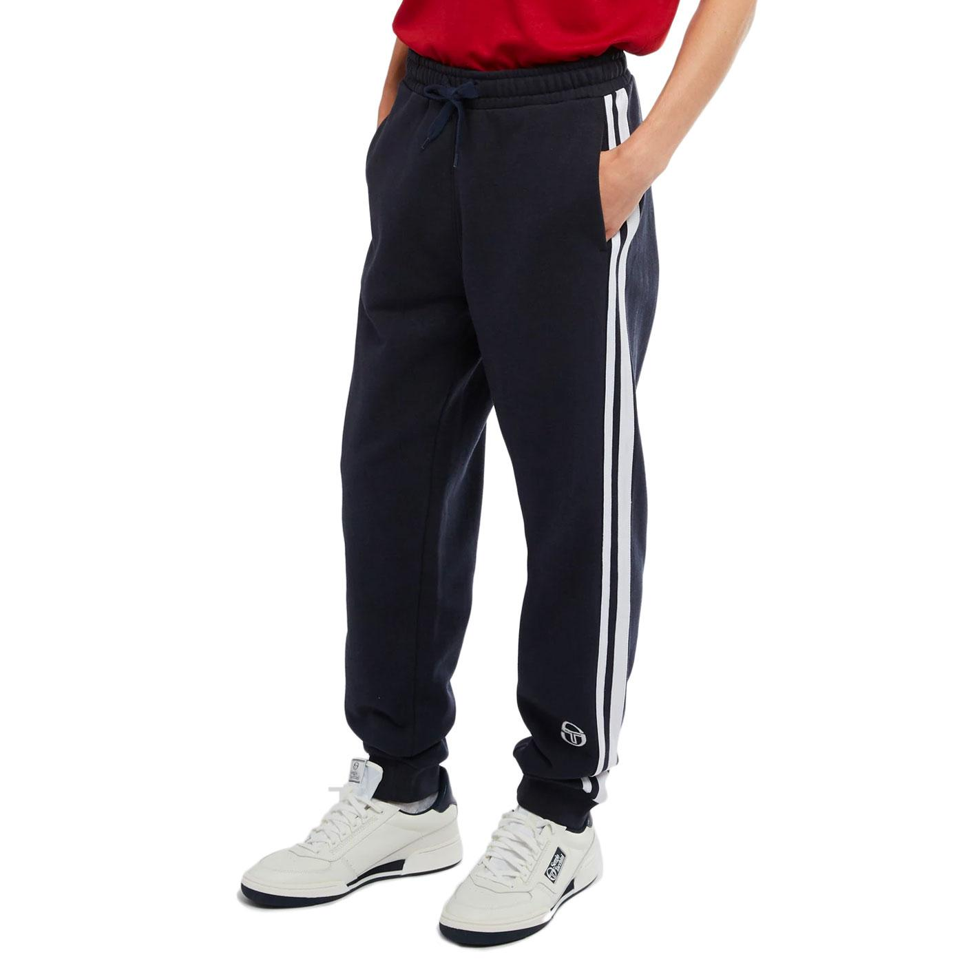 Damarindo SERGIO TACCHINI 80s Fleece Pants in Navy