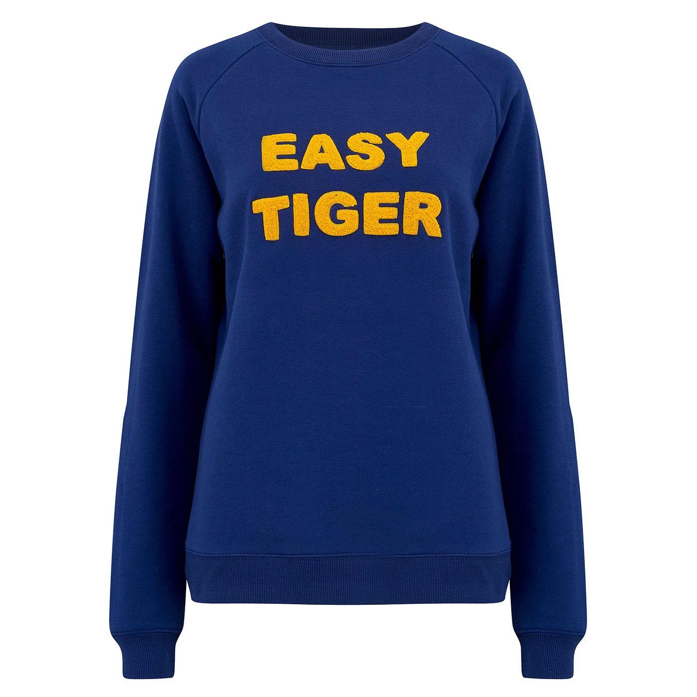 Laurie SUGARHILL BRIGHTON Easy Tiger Sweatshirt