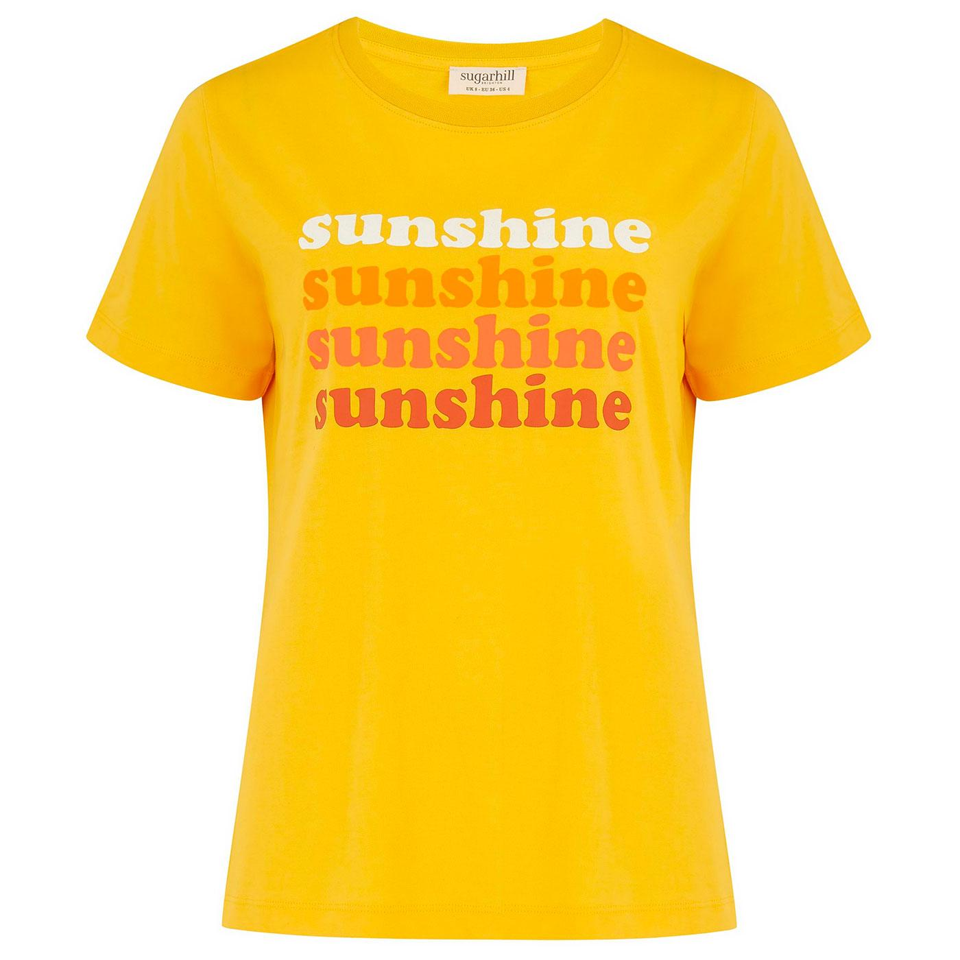 Maggie SUGARHILL Sunshine Summer Retro T-Shirt