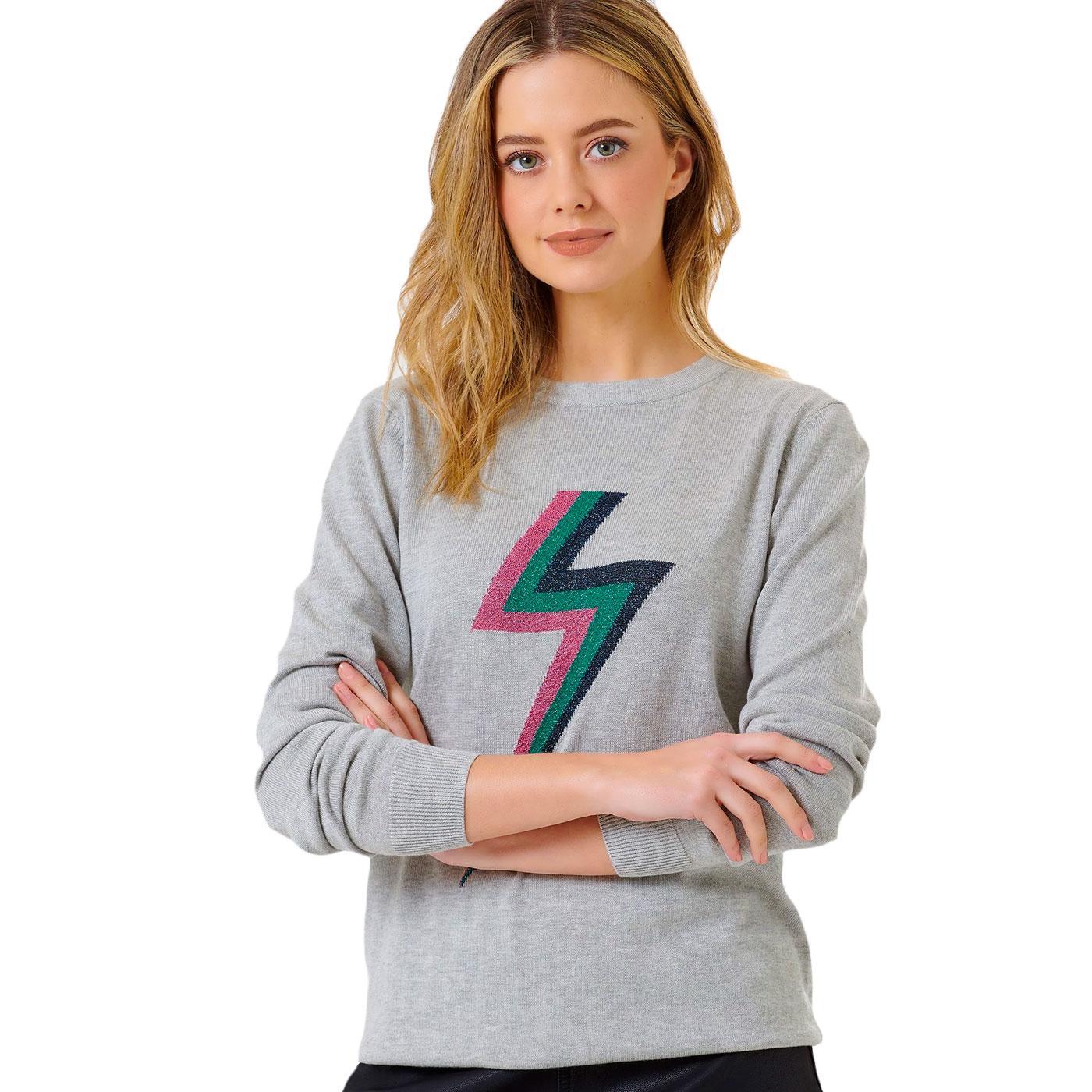 Rita SUGARHILL BRIGHTON Flash Of Lightning Sweater