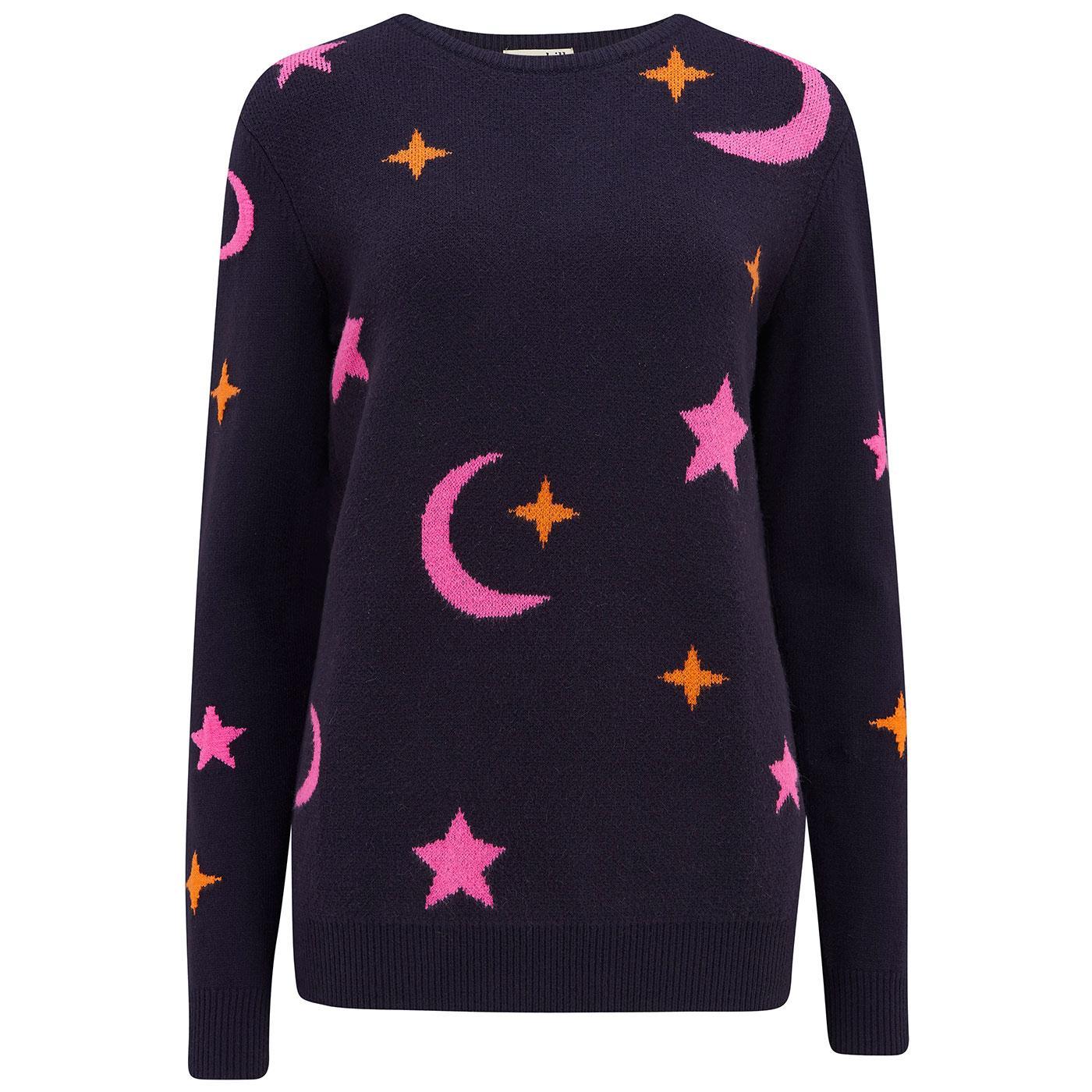 Stacey SUGARHILL BRIGHTON Stars & Moons Jumper