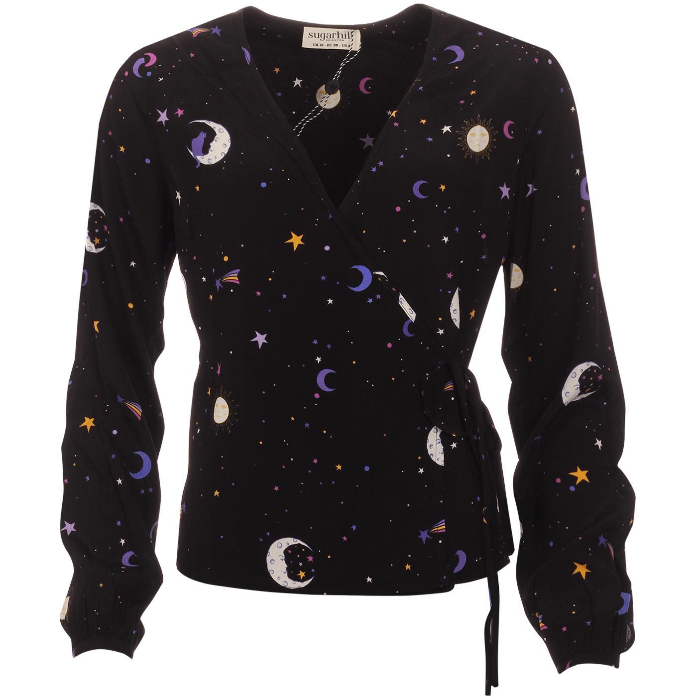 Giselle SUGARHILL BRIGHTON Astrological Nights Top