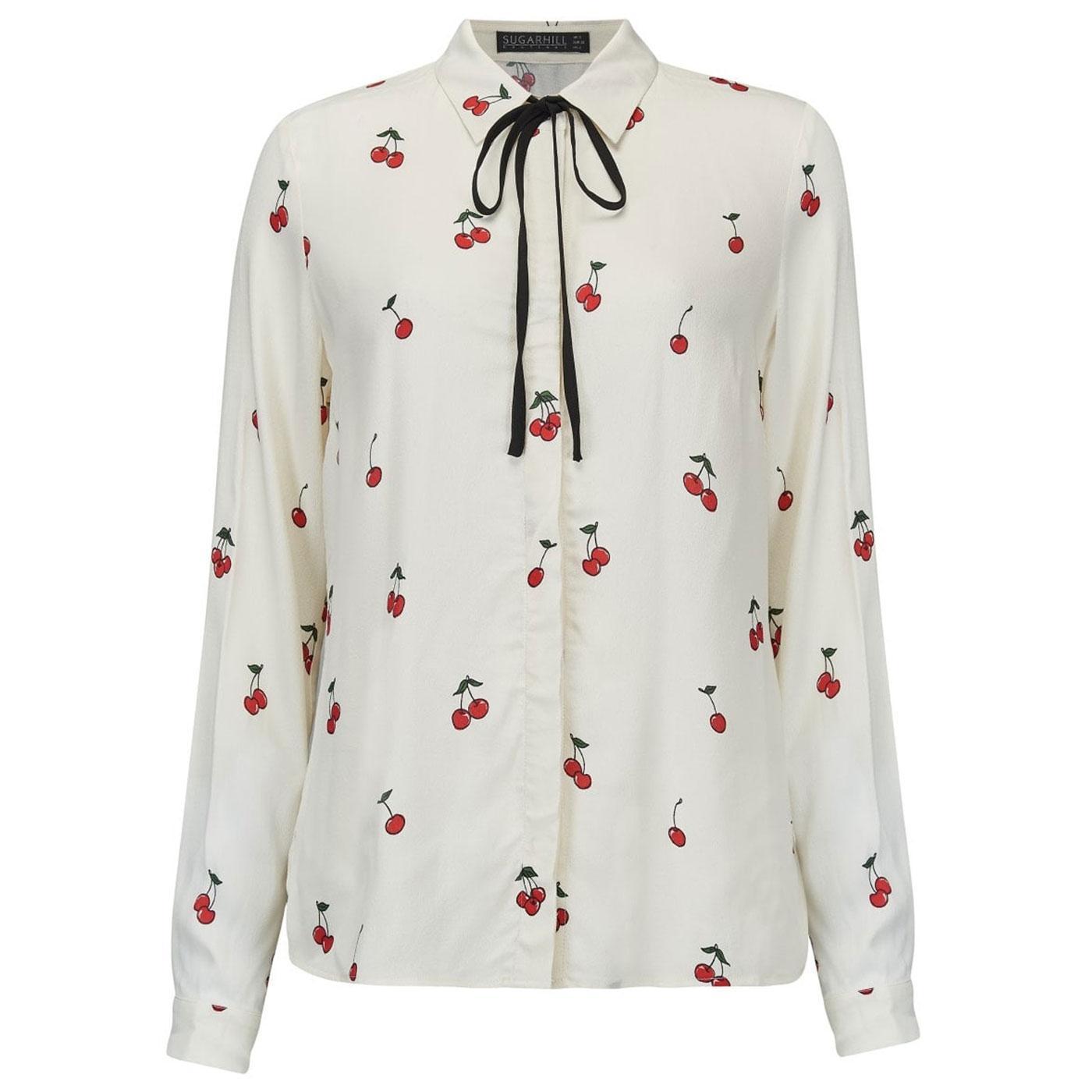 Catrina SUGARHILL BOUTIQUE Winterberry Shirt