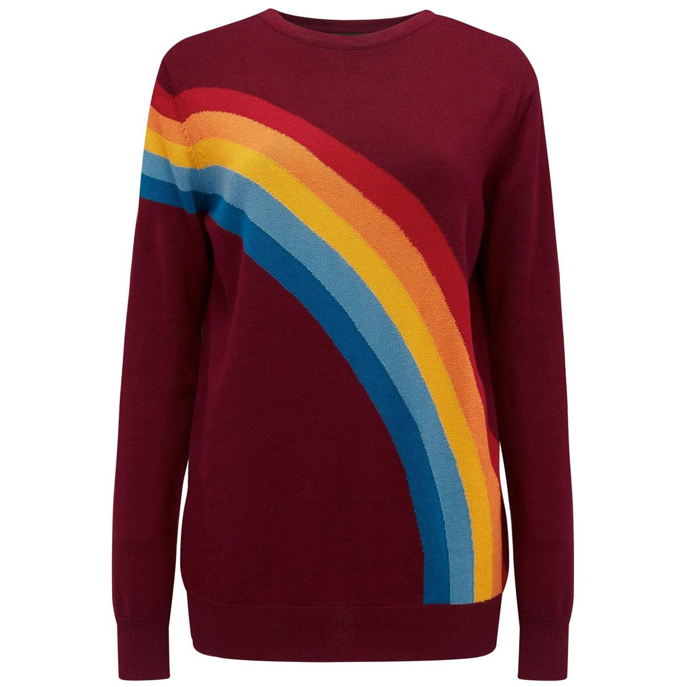 Rita Rainbow SUGARHILL BOUTIQUE 70s Sweater B