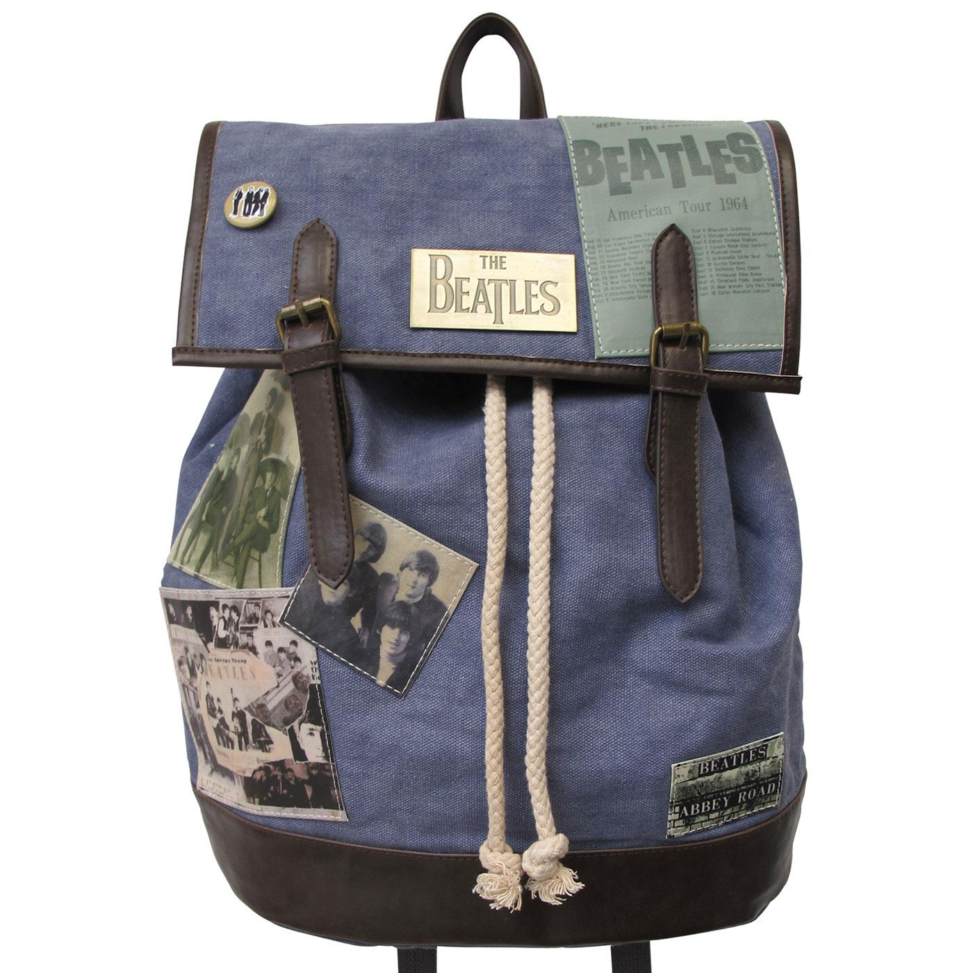 Beatles 50th Anniversary DISASTER DESIGNS Backpack