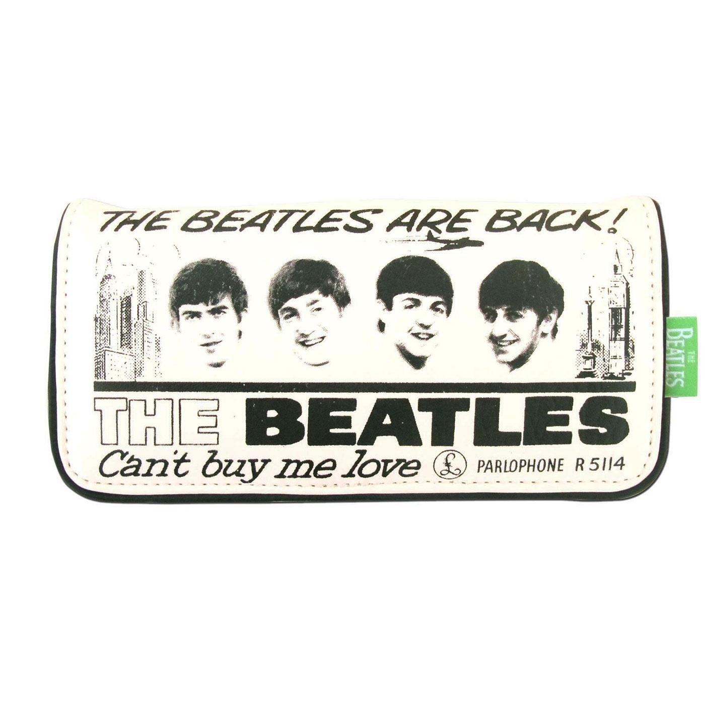 DISASTER DESIGN The Beatles Graffiti Ladies Wallet