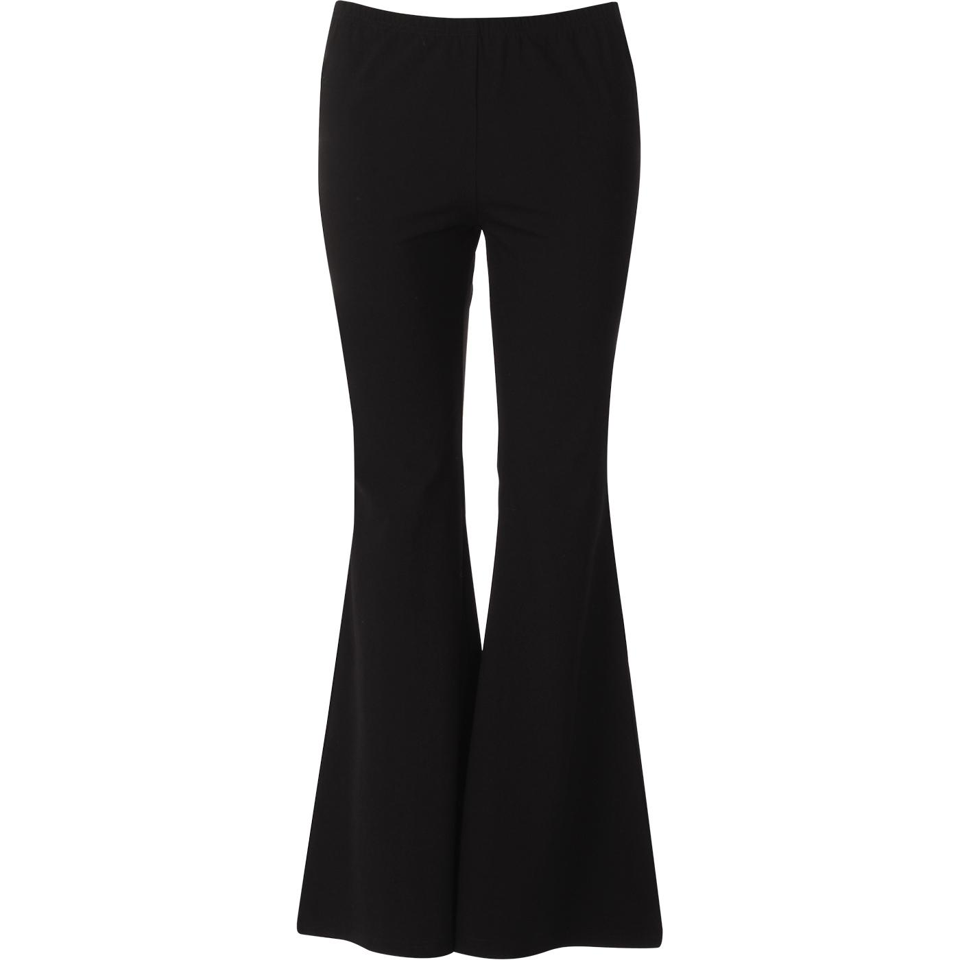 Flaunt and Flare TRAFFIC PEOPLE 70s Floaty Flares