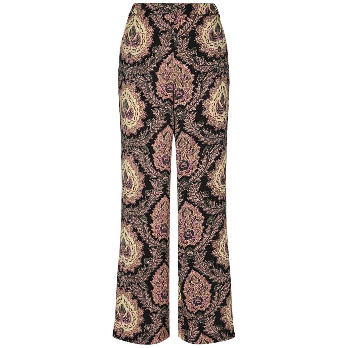 Pantomime And Paisley TRAFFIC PEOPLE 60s Trousers