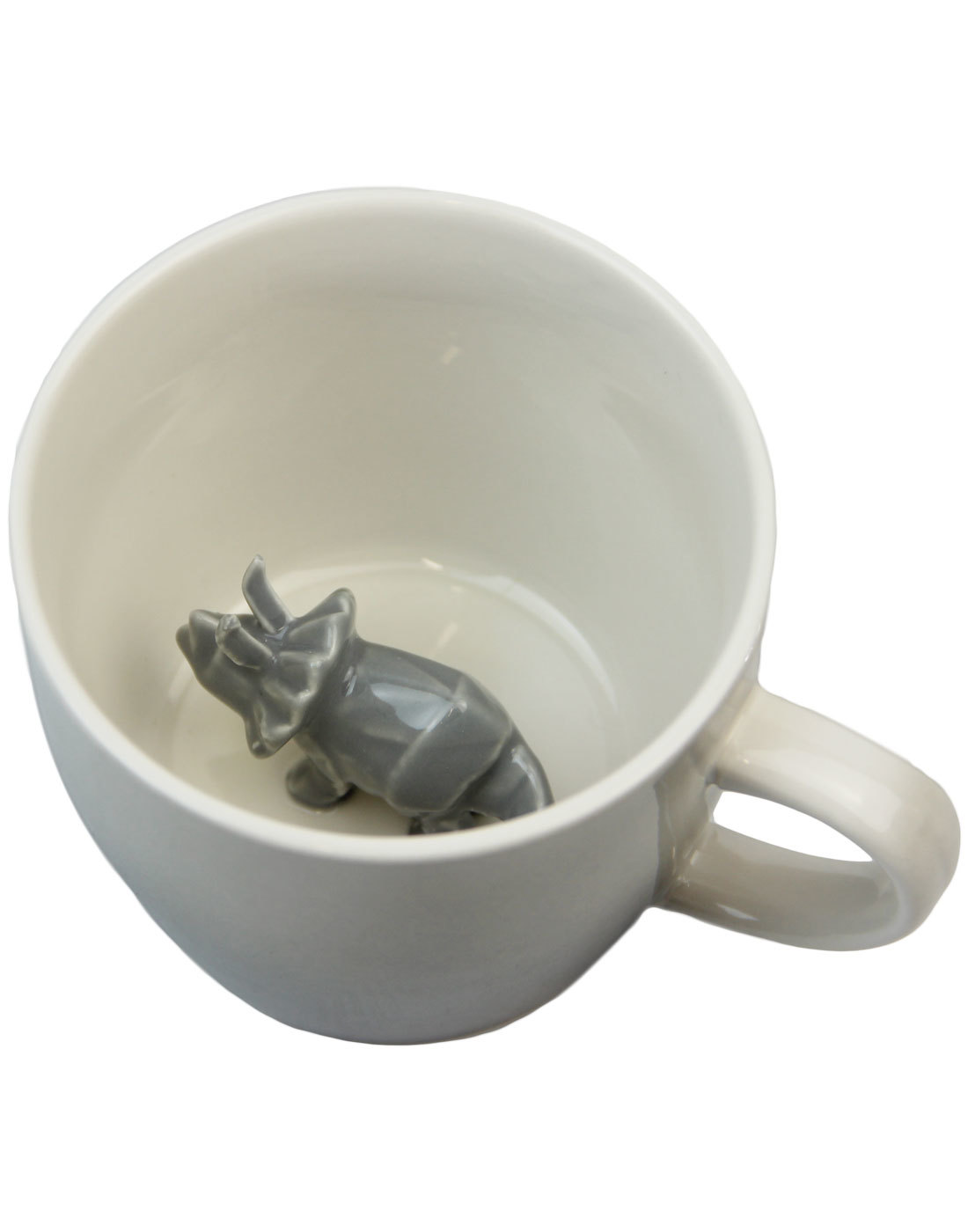 Dinosaur Ombre DISASTER DESIGNS Triceratops Cup