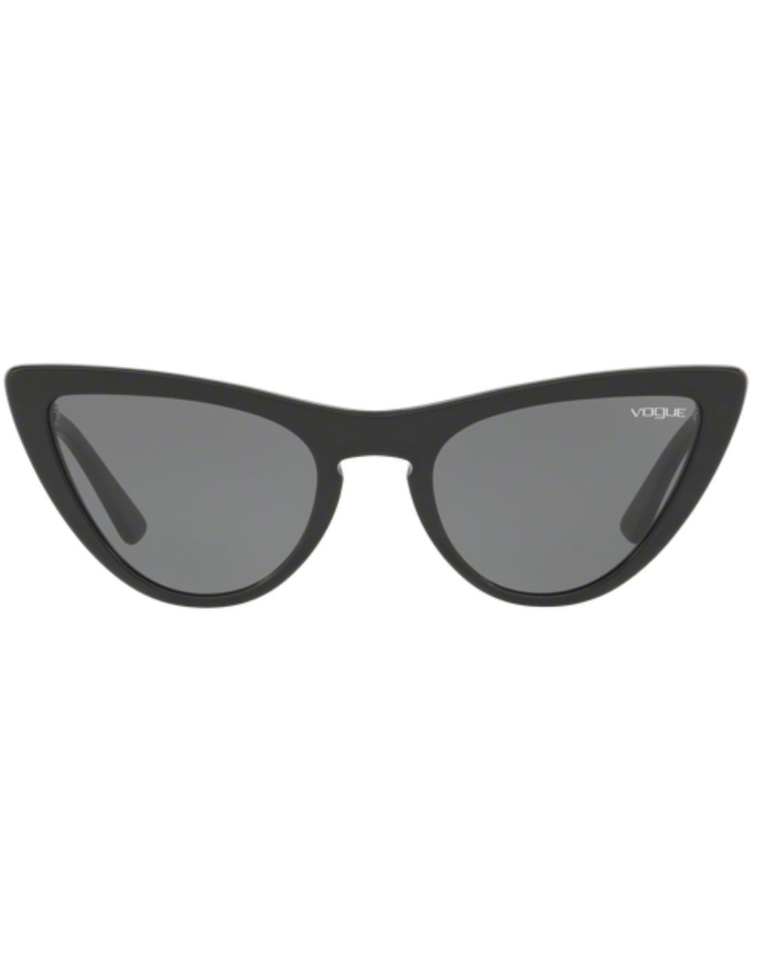 VOGUE Gigi Hadid Retro 50s Vamp Catseye Sunglasses