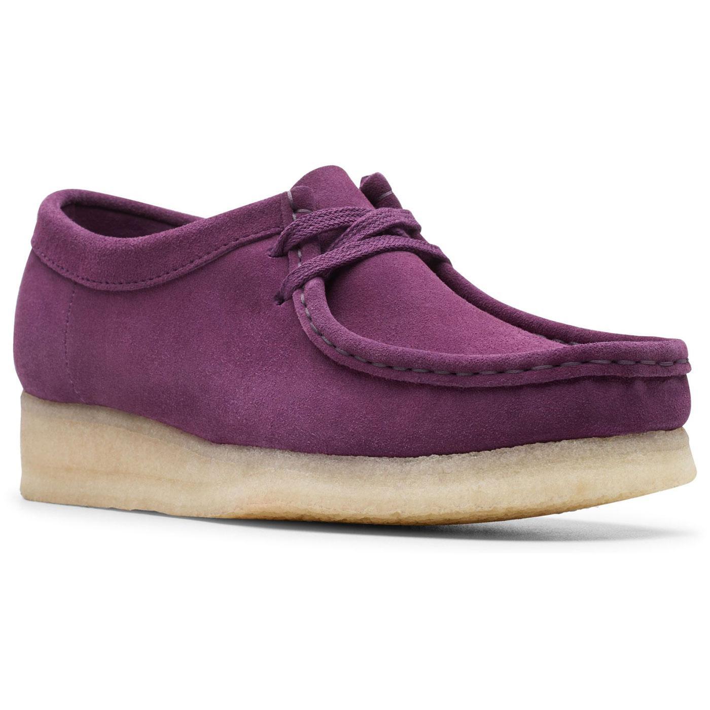 Wallabee Women's CLARKS ORIGINALS Suede Shoes DP