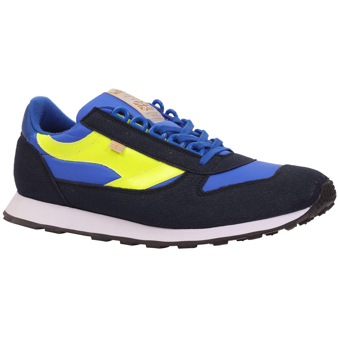 WALSH European Retro Made in England Trainers NBF