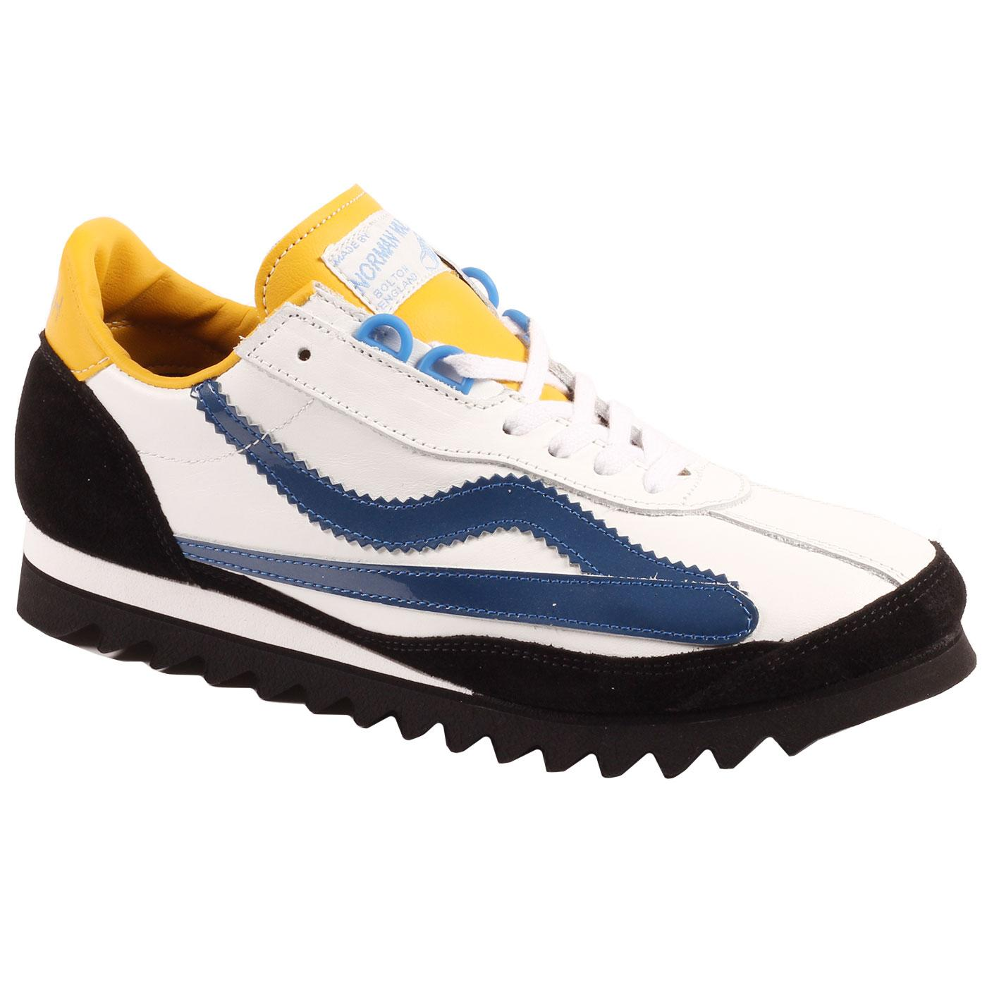 Orienteer WALSH Retro Made in England Trainers WBC