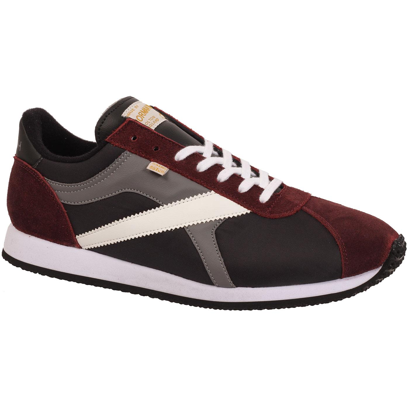 Tornado Eight3 WALSH Made in England Trainers (BG)