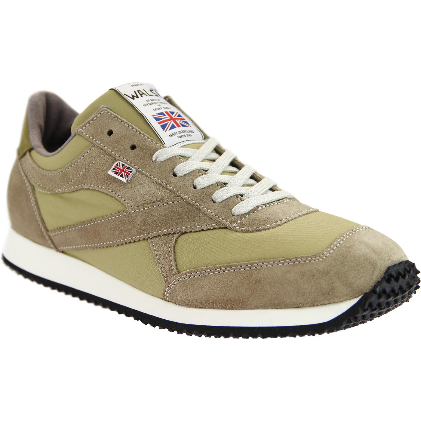 Tornado WALSH Made in England Retro Trainers GT