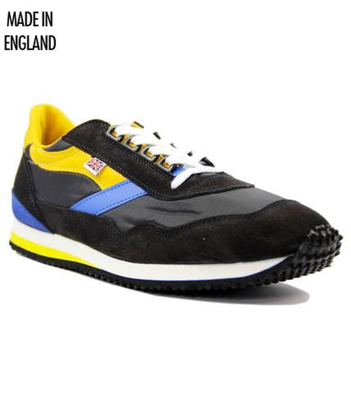 Ensign NORMAN WALSH Made In England Trainers BBY