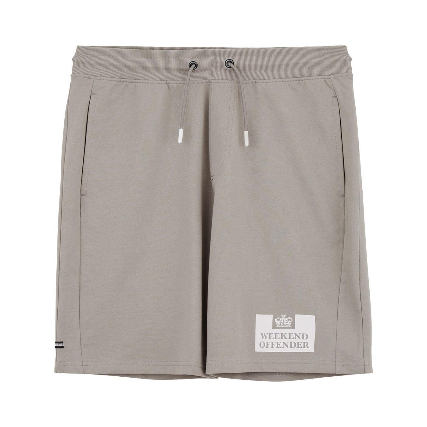 Action WEEKEND OFFENDER Logo Jersey Shorts BULLET