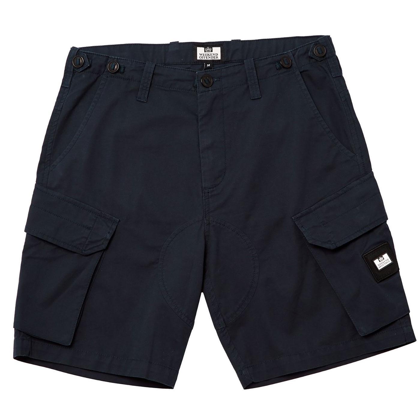 New Jersey WEEKEND OFFENDER Men's Cargo Shorts N