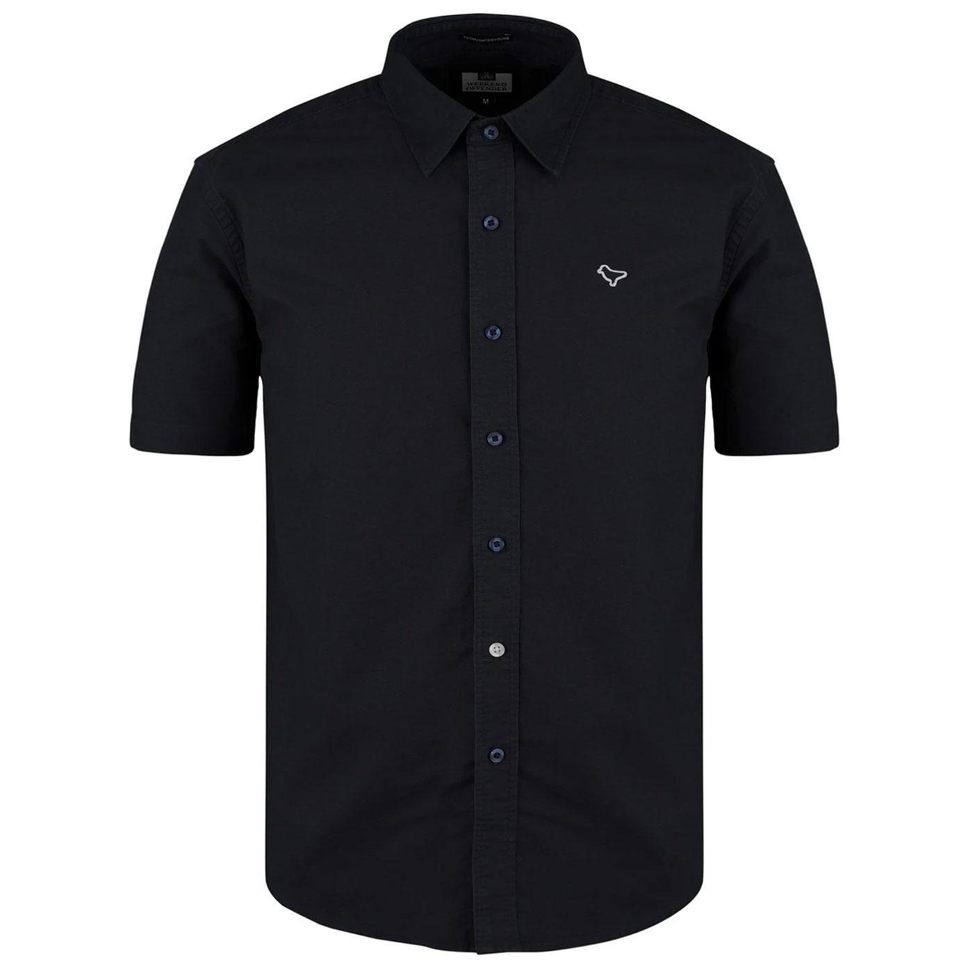 El Matador WEEKEND OFFENDER SS Oxford Shirt (N)
