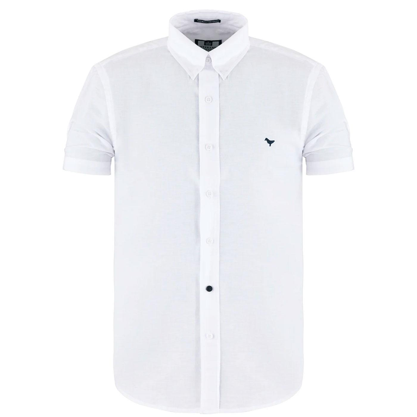 El Matador WEEKEND OFFENDER SS Oxford Shirt (W)