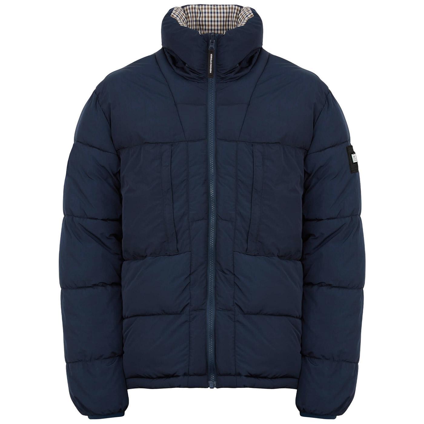 Holloway WEEKEND OFFENDER Reversible Puffa Jacket