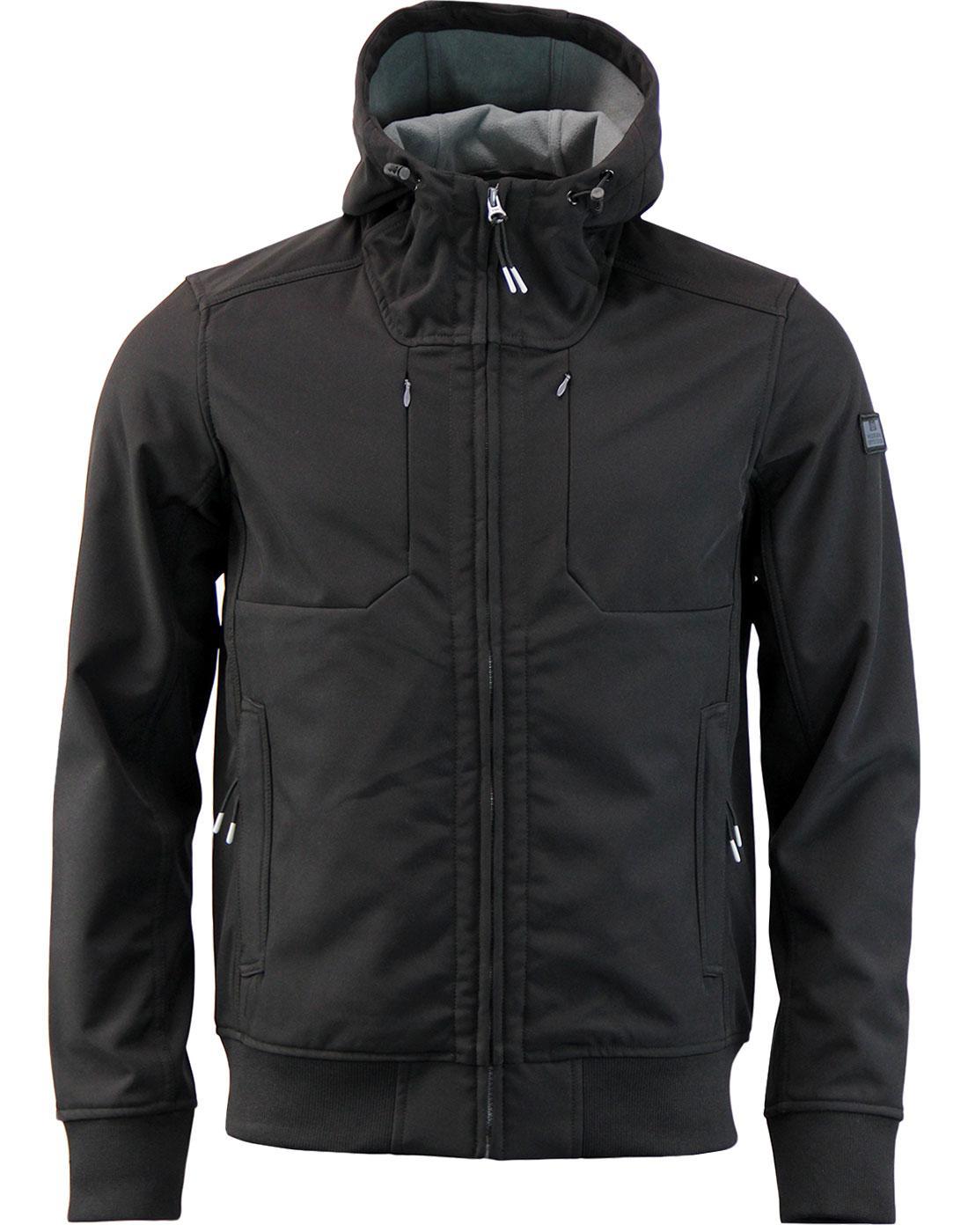 Irons WEEKEND OFFENDER Retro Fleece Lined Jacket