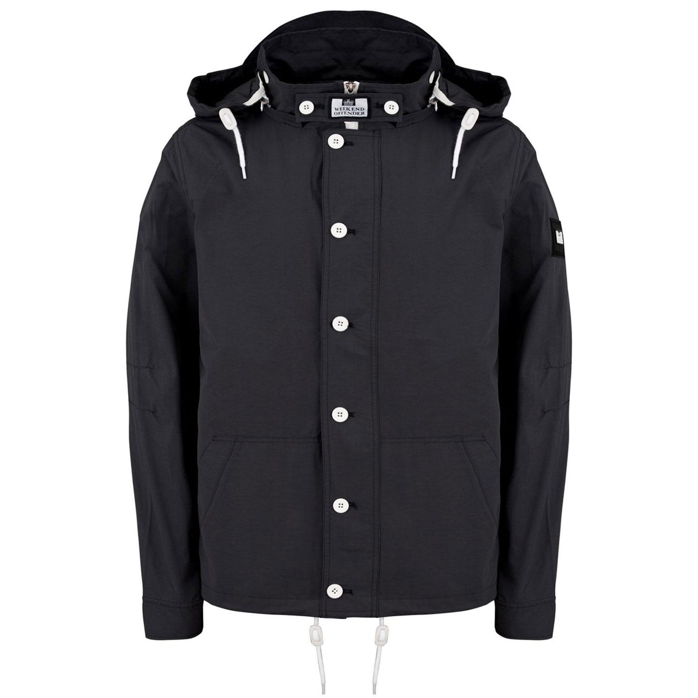 Naz WEEKEND OFFENDER Retro Casuals Hooded Jacket C