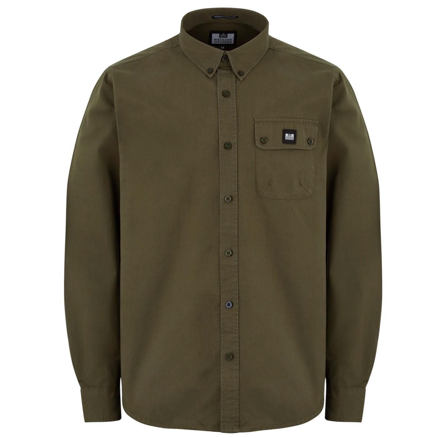 Postiano WEEKEND OFFENDER Retro Ranger Shirt (DS)
