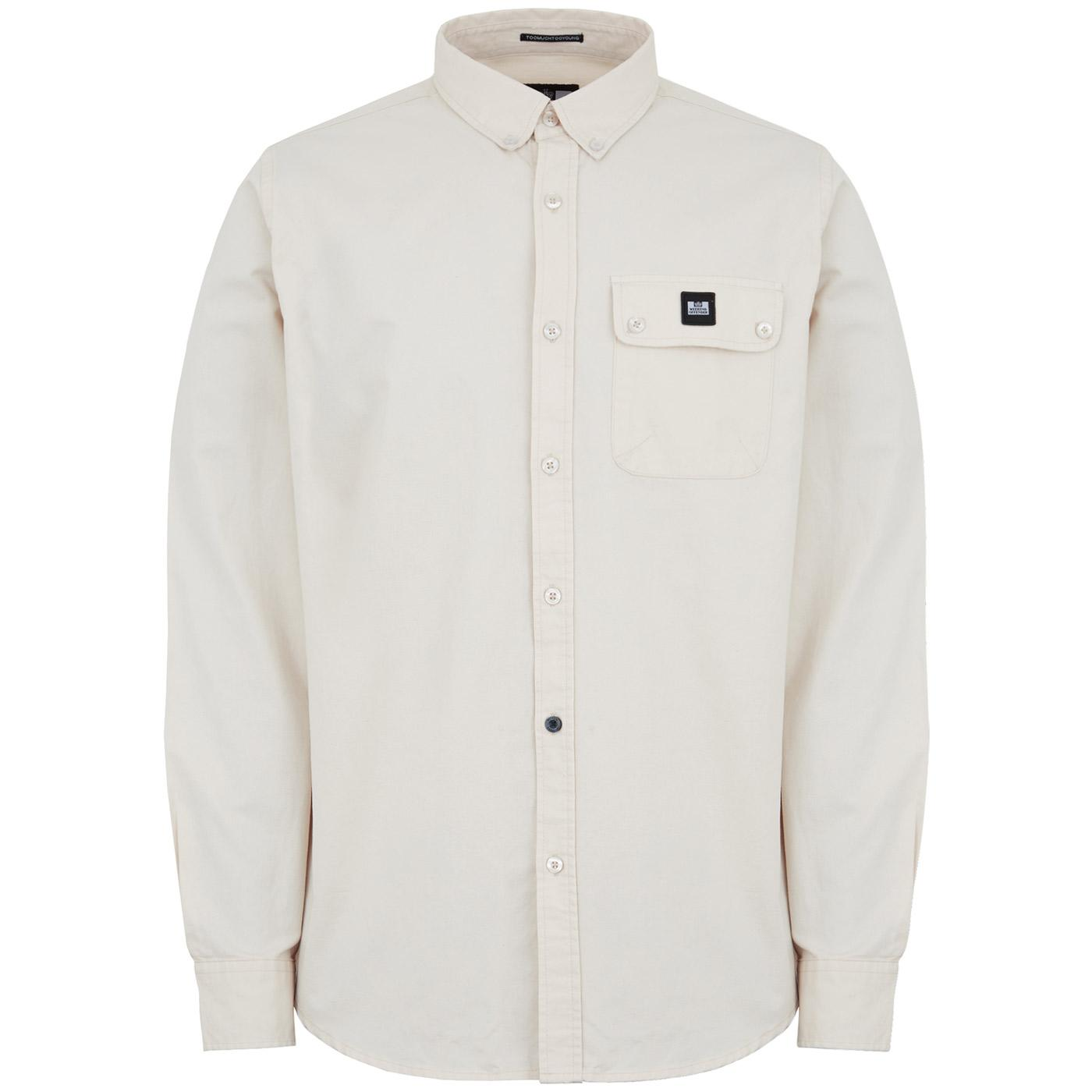Postiano WEEKEND OFFENDER Military Ranger Shirt C