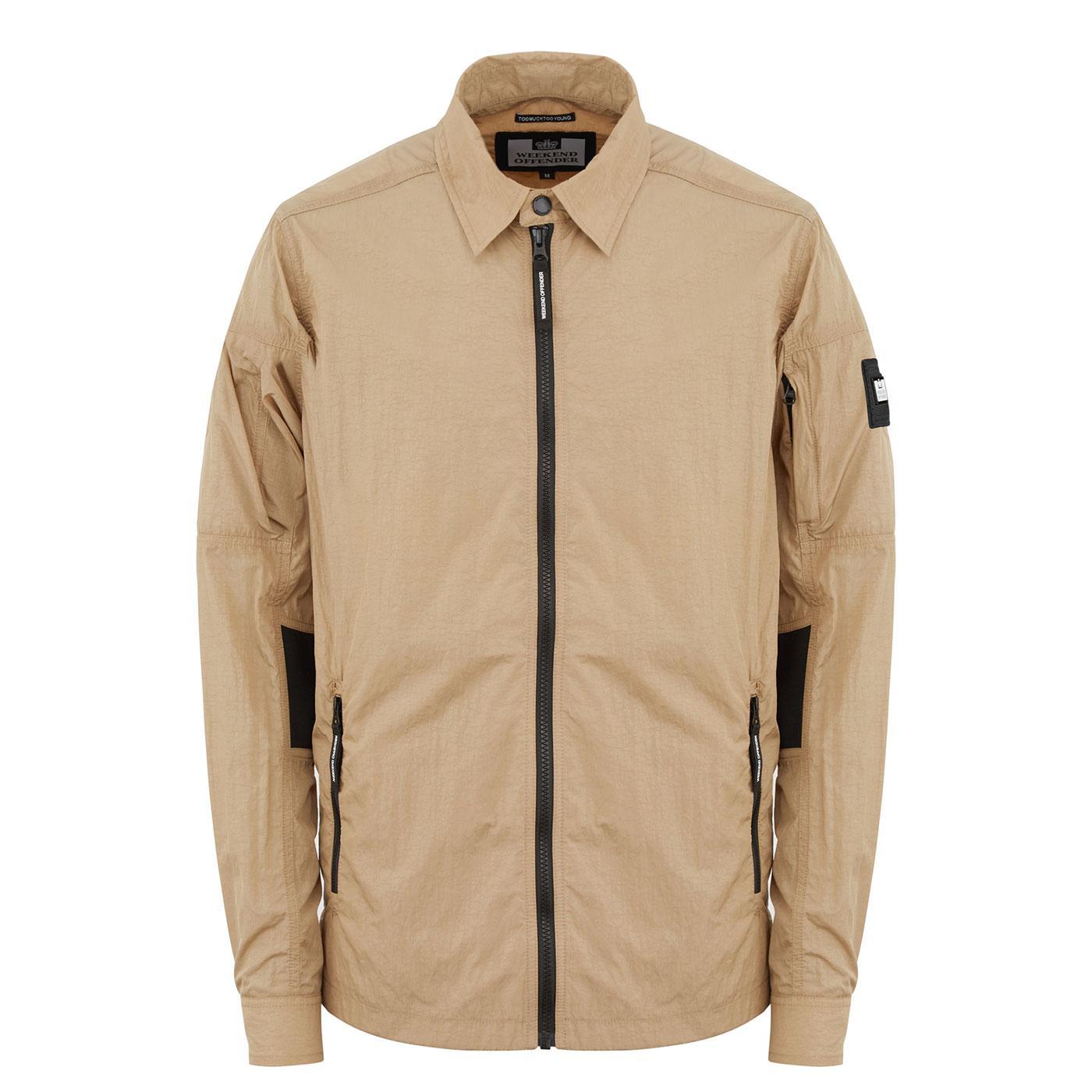Rocha WEEKEND OFFENDER Lightweight Overshirt S