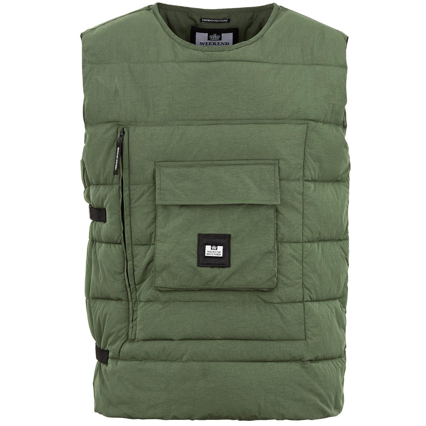 Tactician WEEKEND OFFENDER Padded Tactical Vest GC