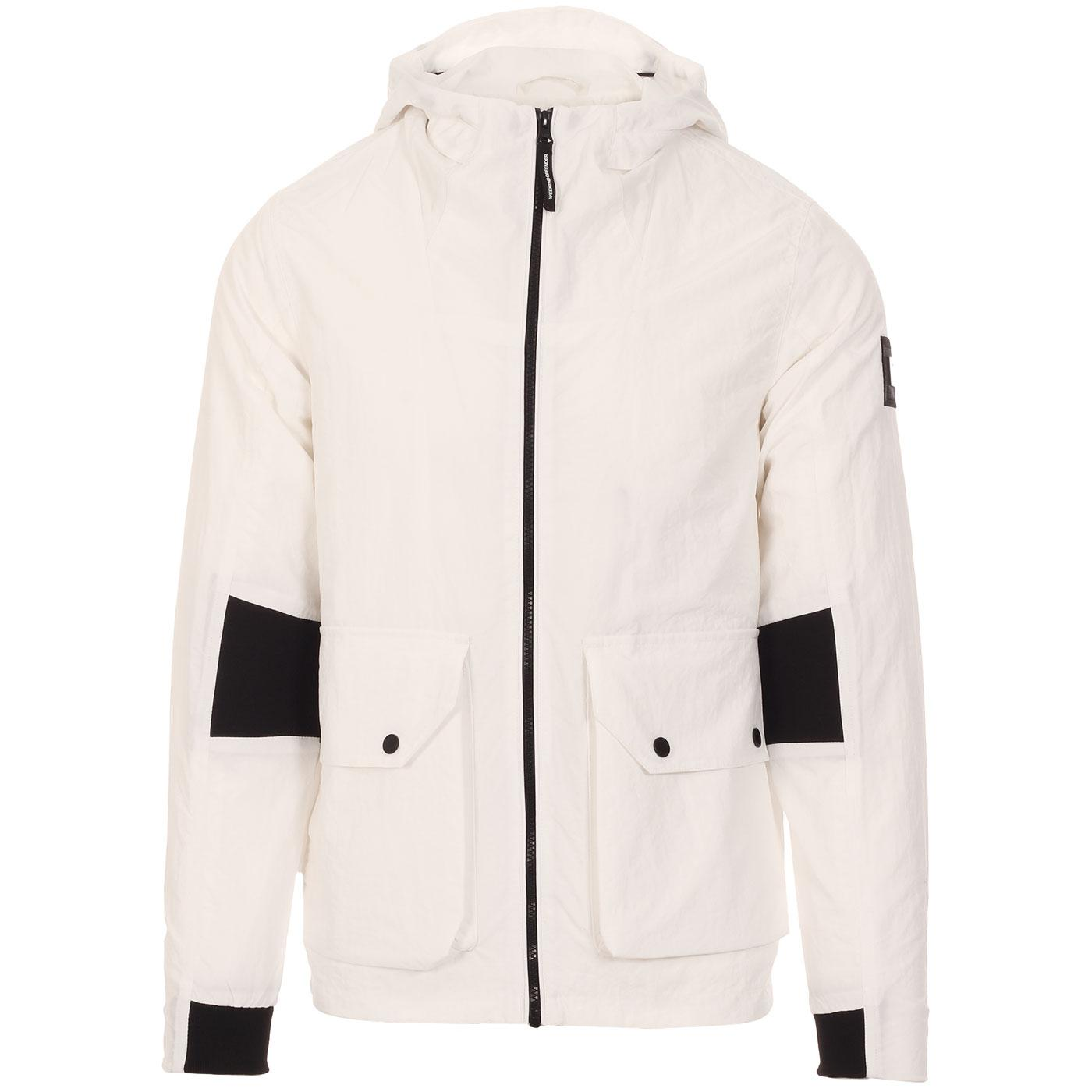 Valencia WEEKEND OFFENDER Retro Hooded Jacket (P)