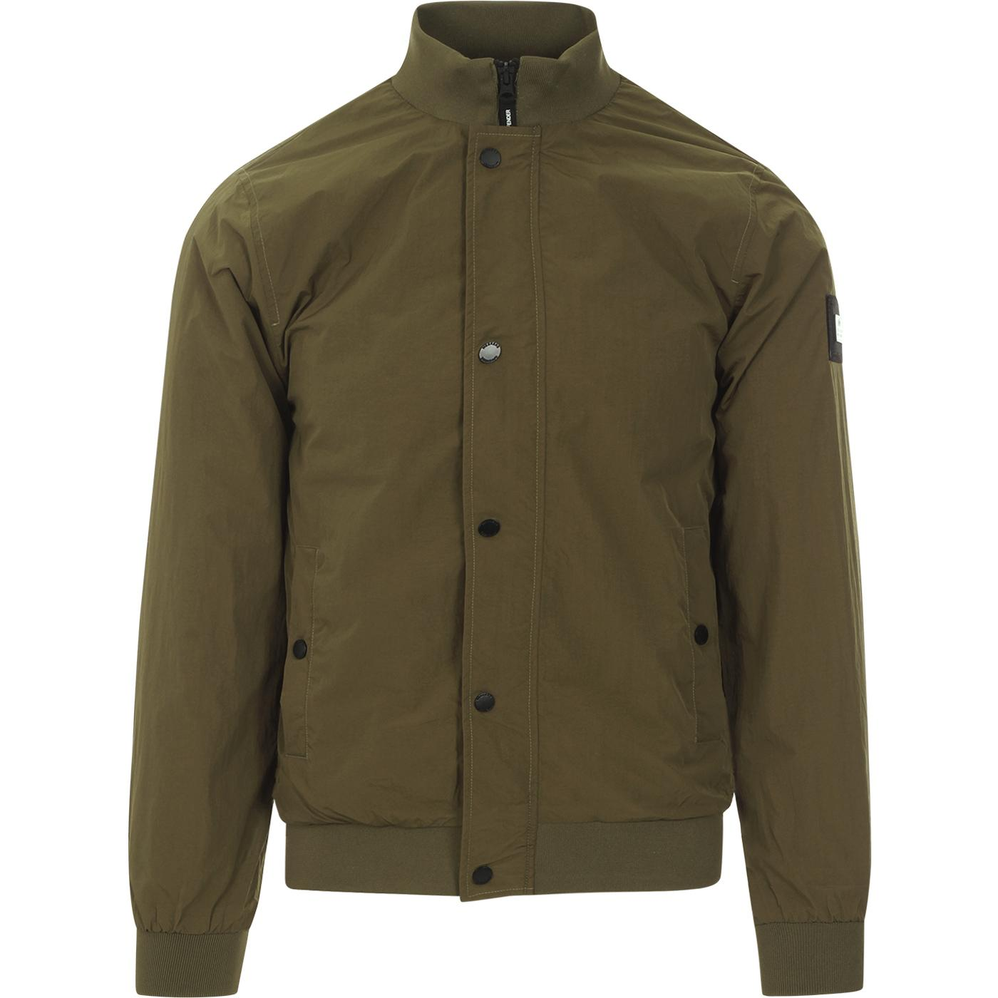 Riberalata WEEKEND OFFENDER Military Bomber Jacket