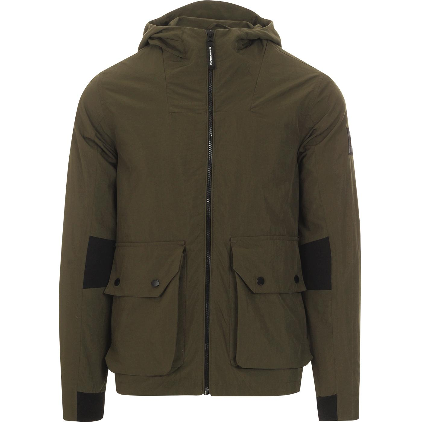 Valencia WEEKEND OFFENDER Retro Hooded Jacket (F)