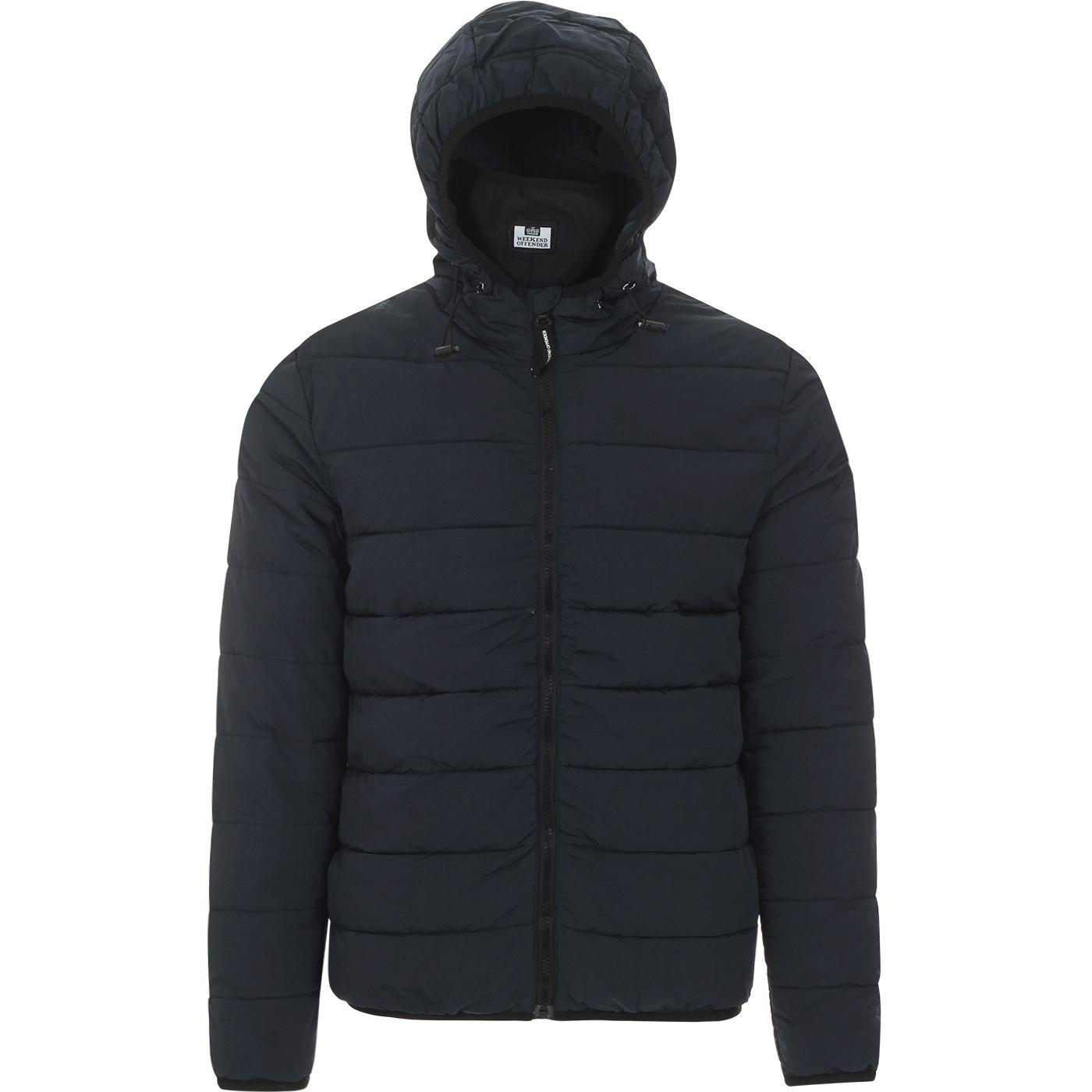 La Guardai WEEKEND OFFENDER Padded Hooded Jacket