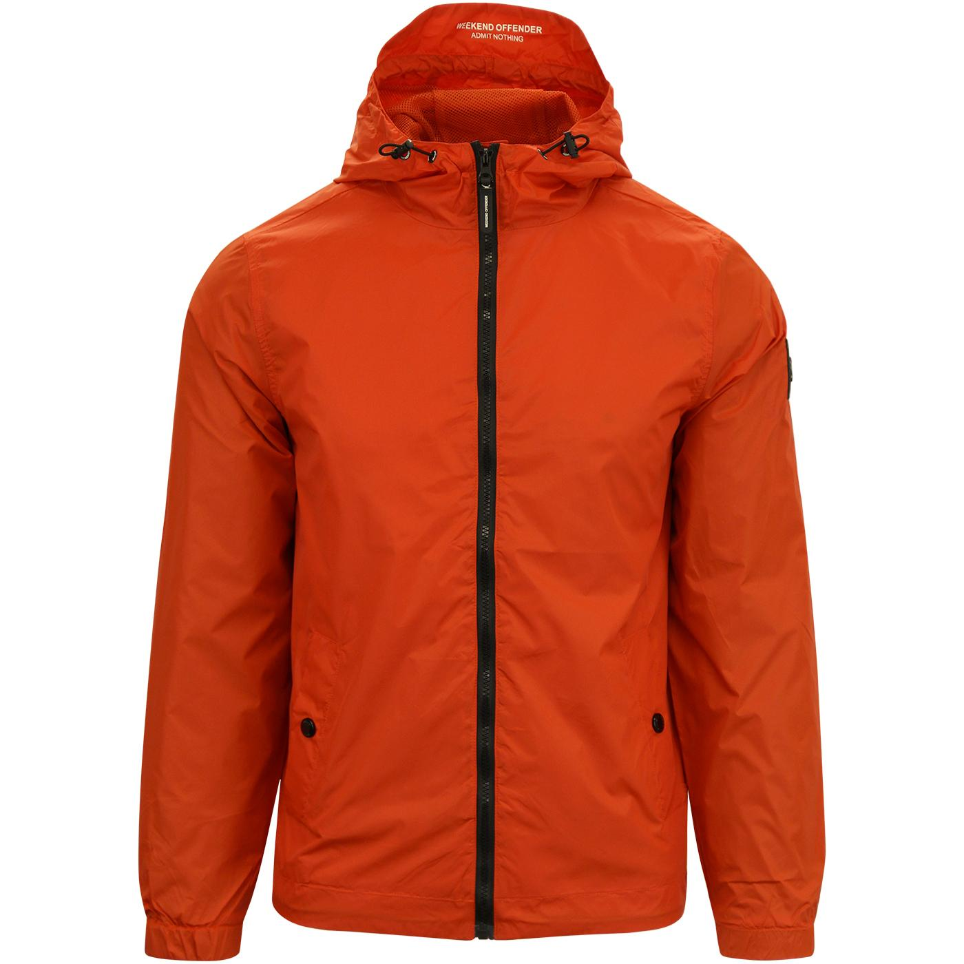 Fabio WEEKEND OFFENDER Retro Terrace Jacket COSMOS