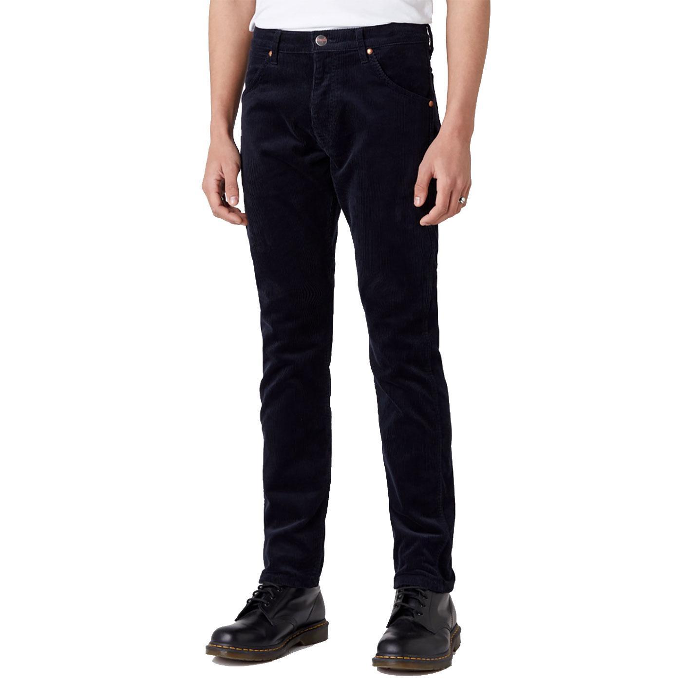 WRANGLER 11MWZ Retro 70's Slim 8 Wale Cord Jeans