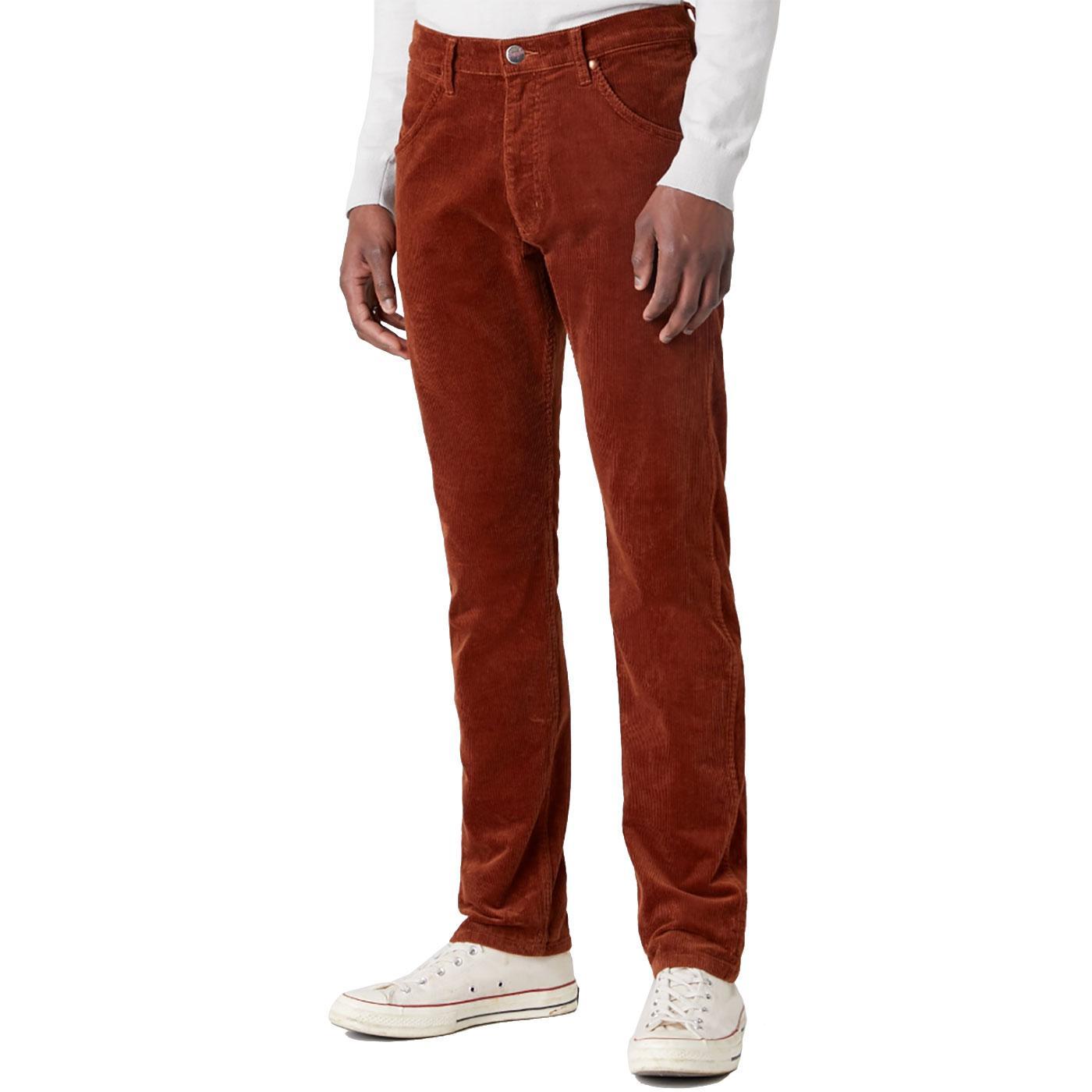 WRANGLER 11MWZ Retro 70's Slim Chunky Cord Jeans