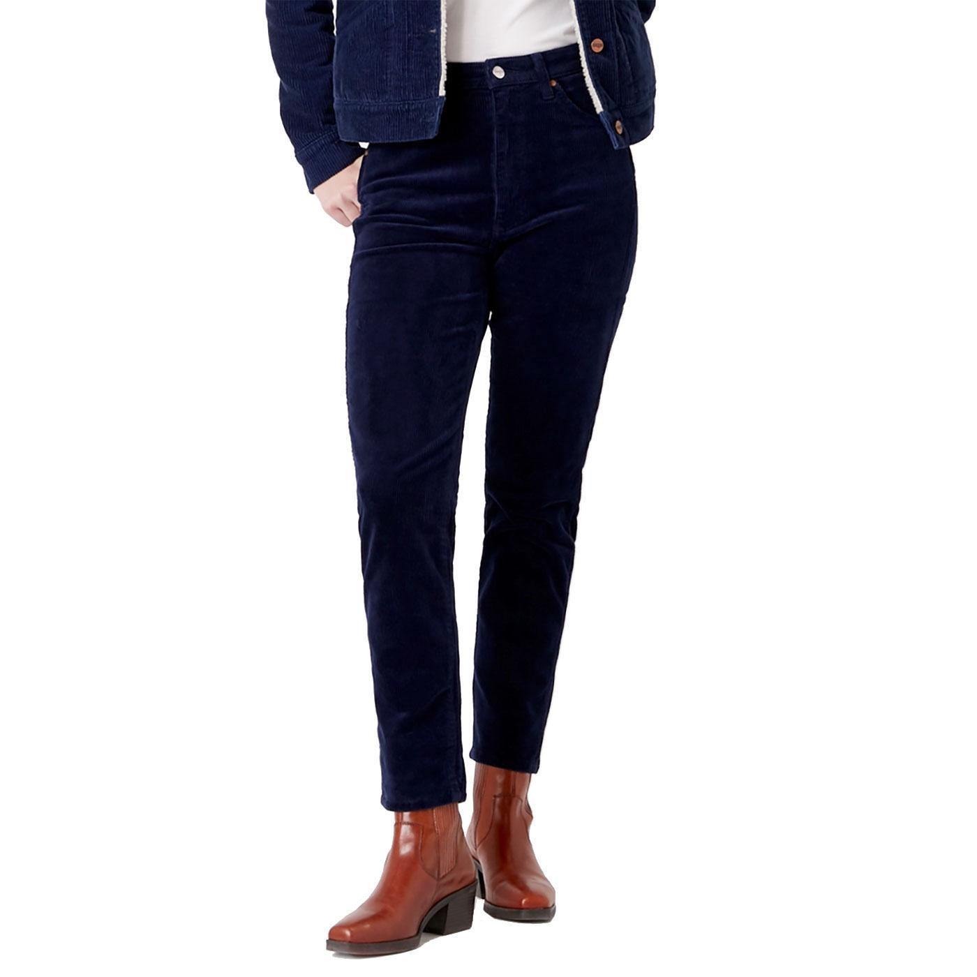 WRANGLER Women's 11WWZ Slim High Waist Cord Jeans