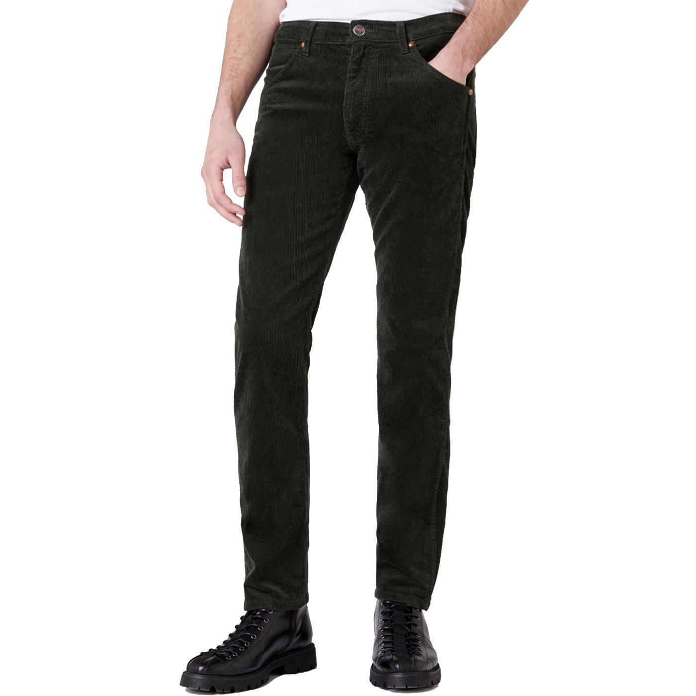 WRANGLER 11MWZ Retro Chunky 8 Wale Cord Jeans RG