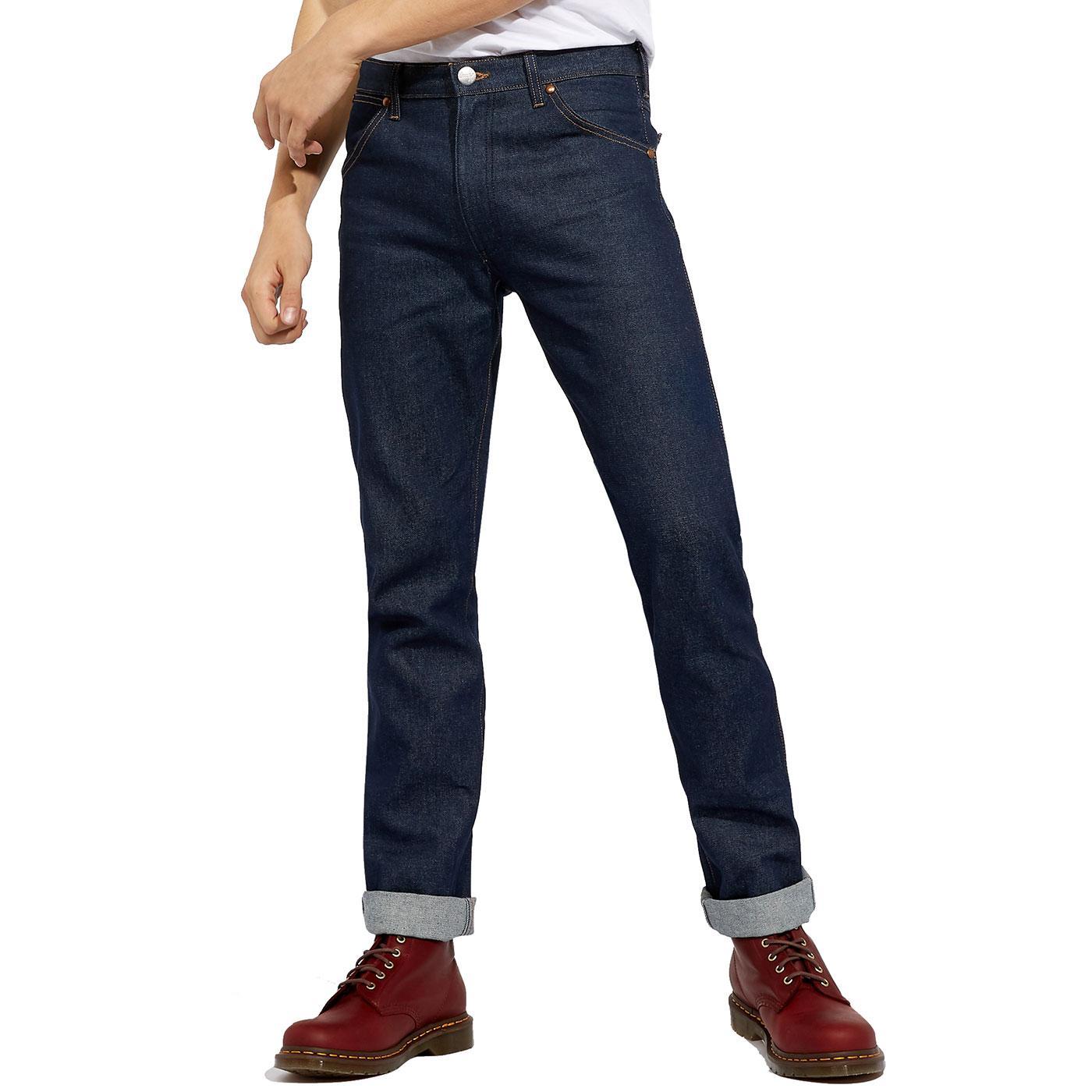 11MWZ WRANGLER Western 60's Retro Slim Jeans