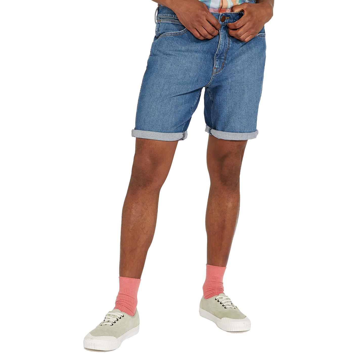 WRANGLER Men's Retro 5 Pocket Denim Shorts